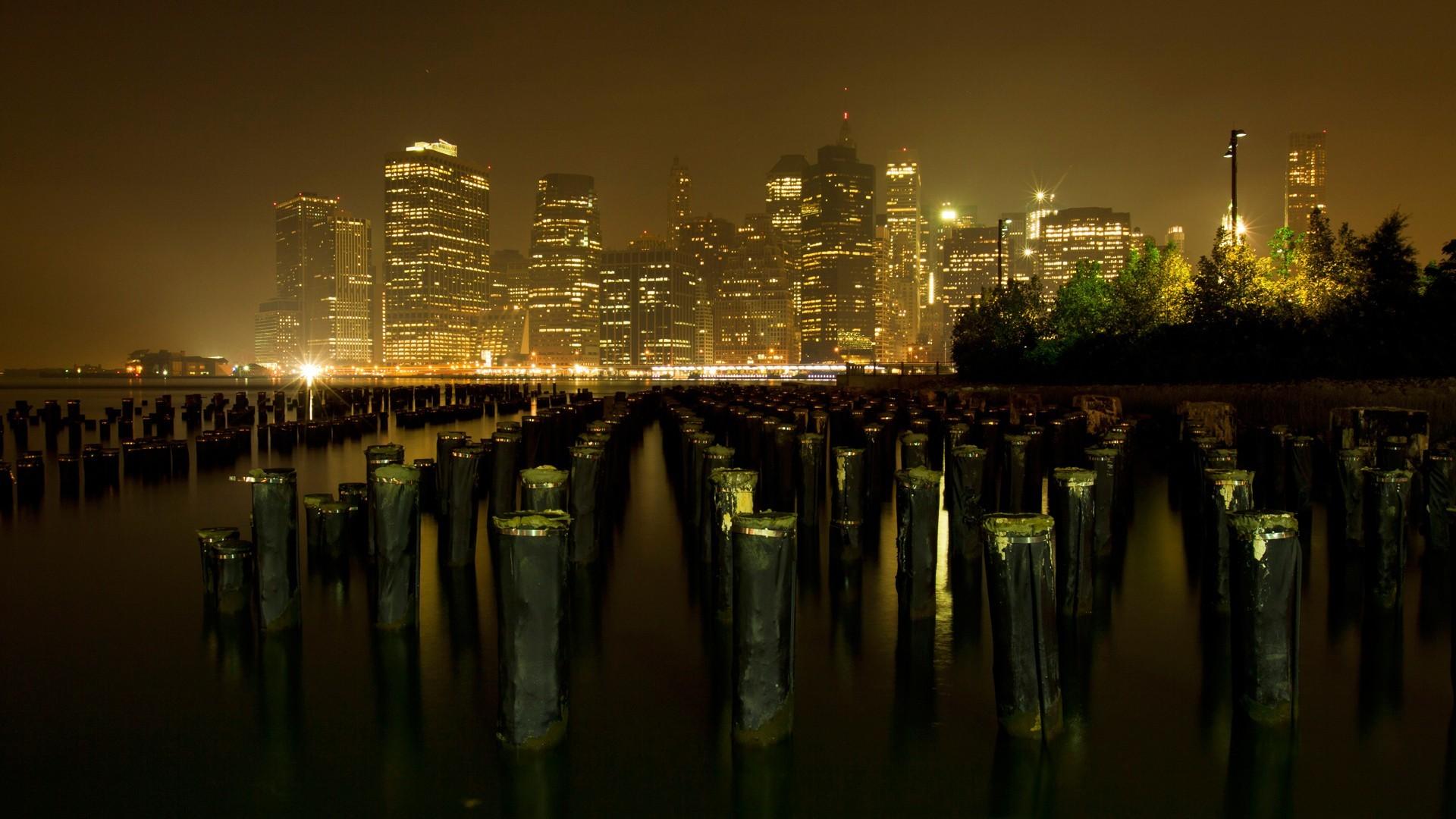 New York City Skyline Wallpapers, wallpaper, New York City Skyline .