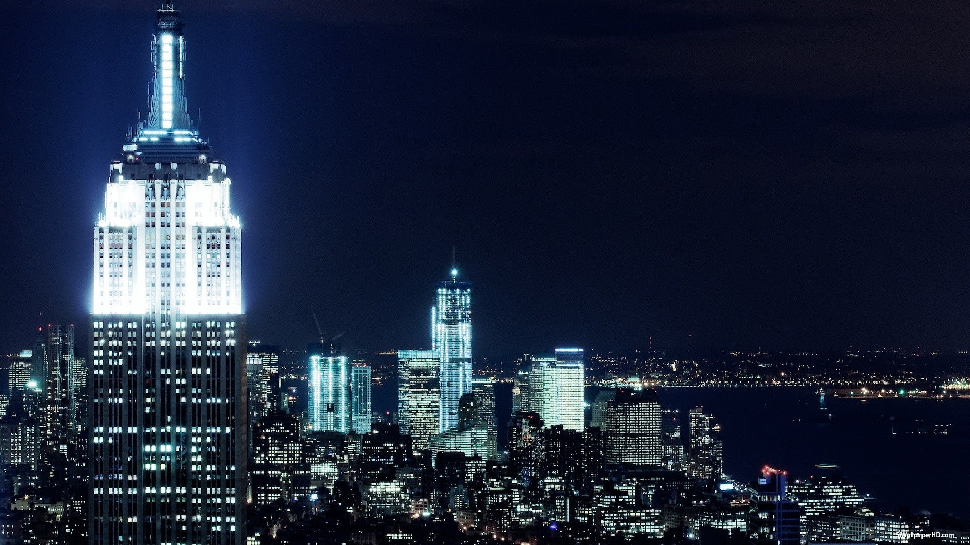 High Resolution New York City Skyline Wallpaper HD 17 Image Full .
