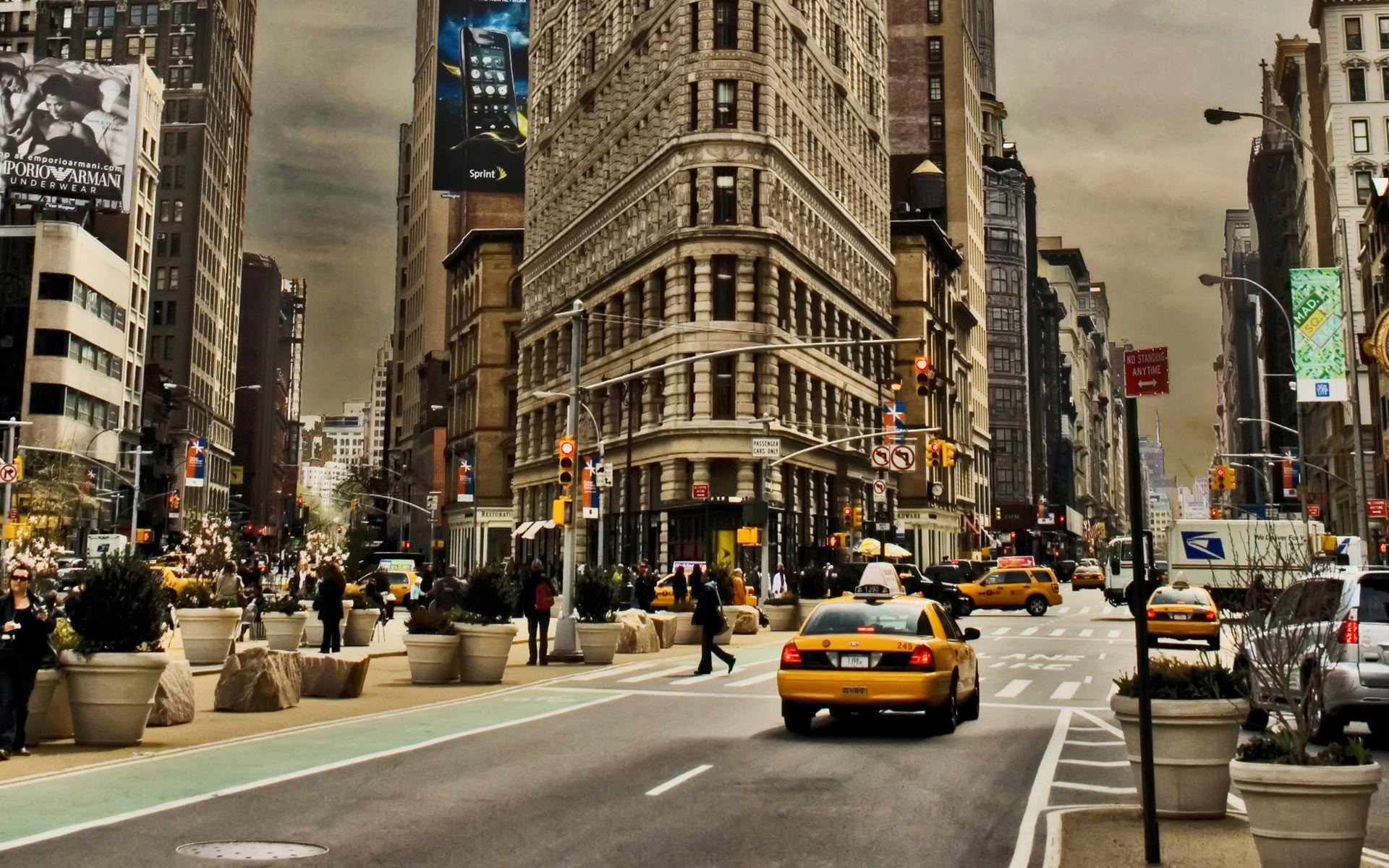 FunMozar – New York City Street Wallpapers