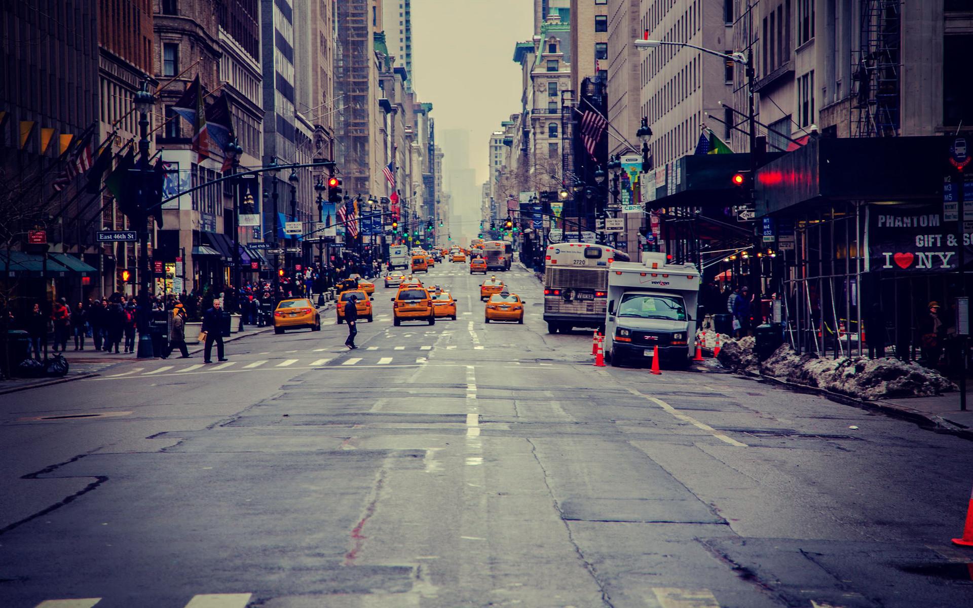 65 New York City Street