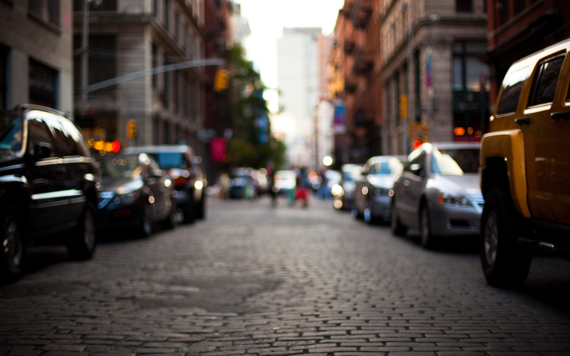 wallpaper cars · New York City