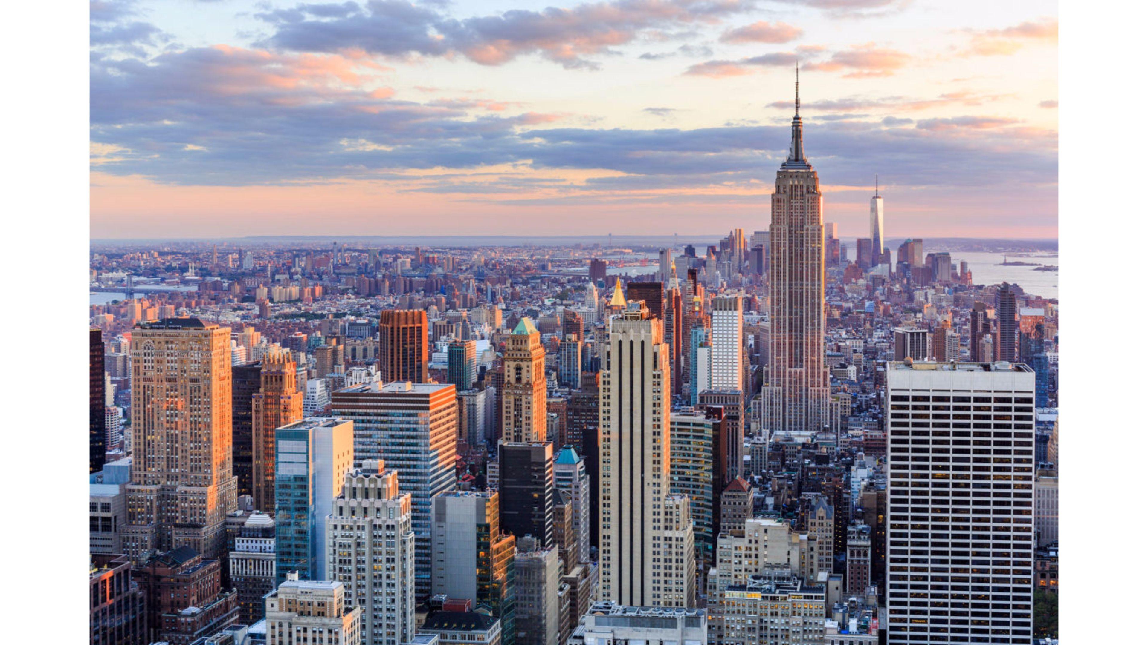 Popular New York City 4K Wallpaper