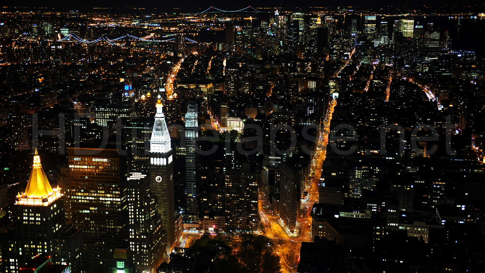 Ultra HD 4K Video Time Lapse Stock Footage – Aerial New York City .