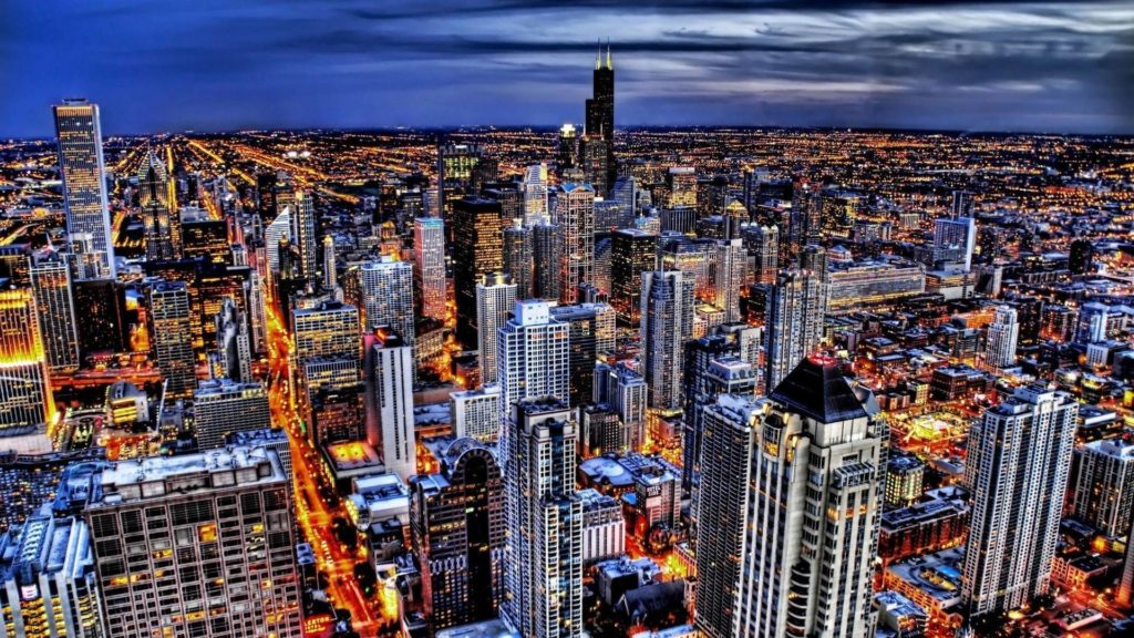 Wallpapers Chicago Wallpaper