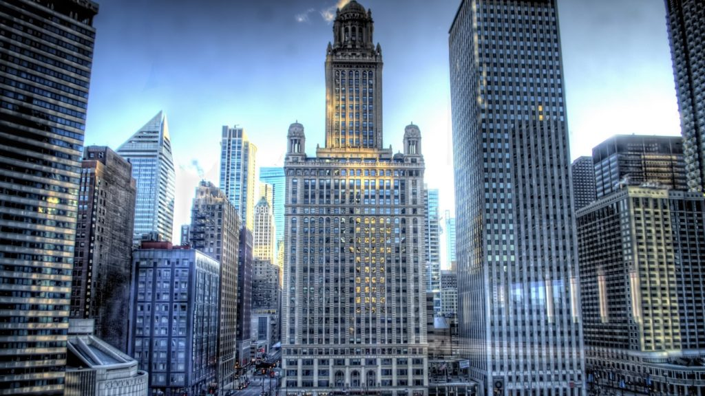 hd wallpaper chicago