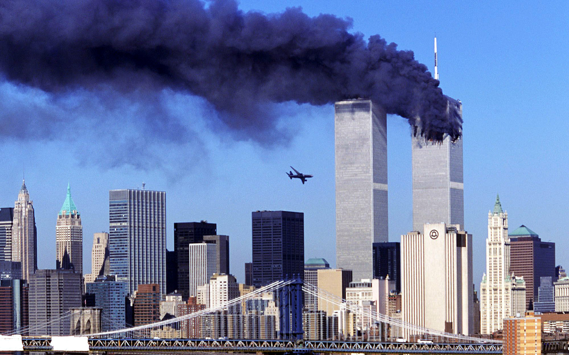 World Trade Center Footage images World Trade Center Attack HD wallpaper  and background photos