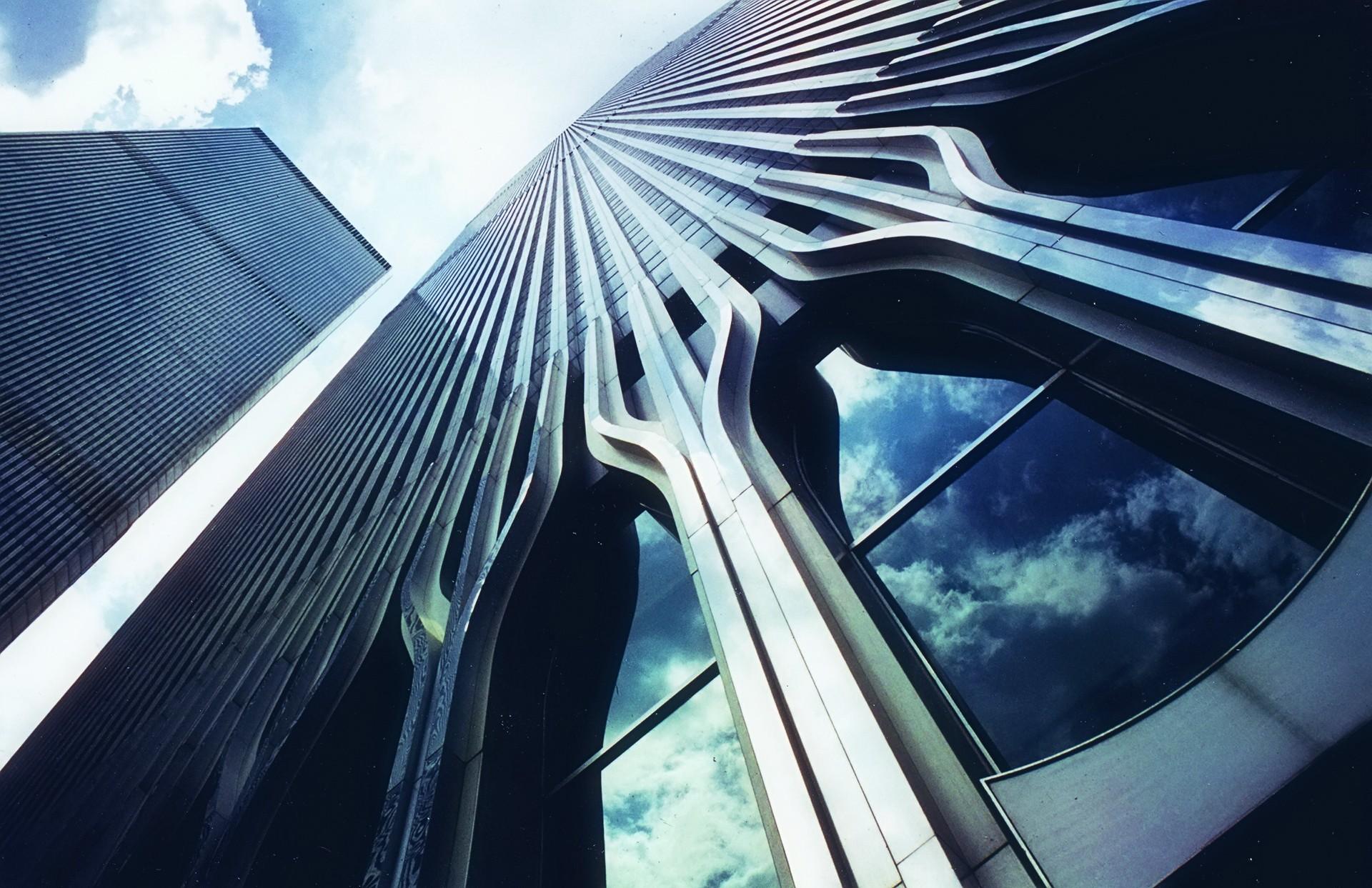 architecture world trade center skyscrapers HD Wallpaper