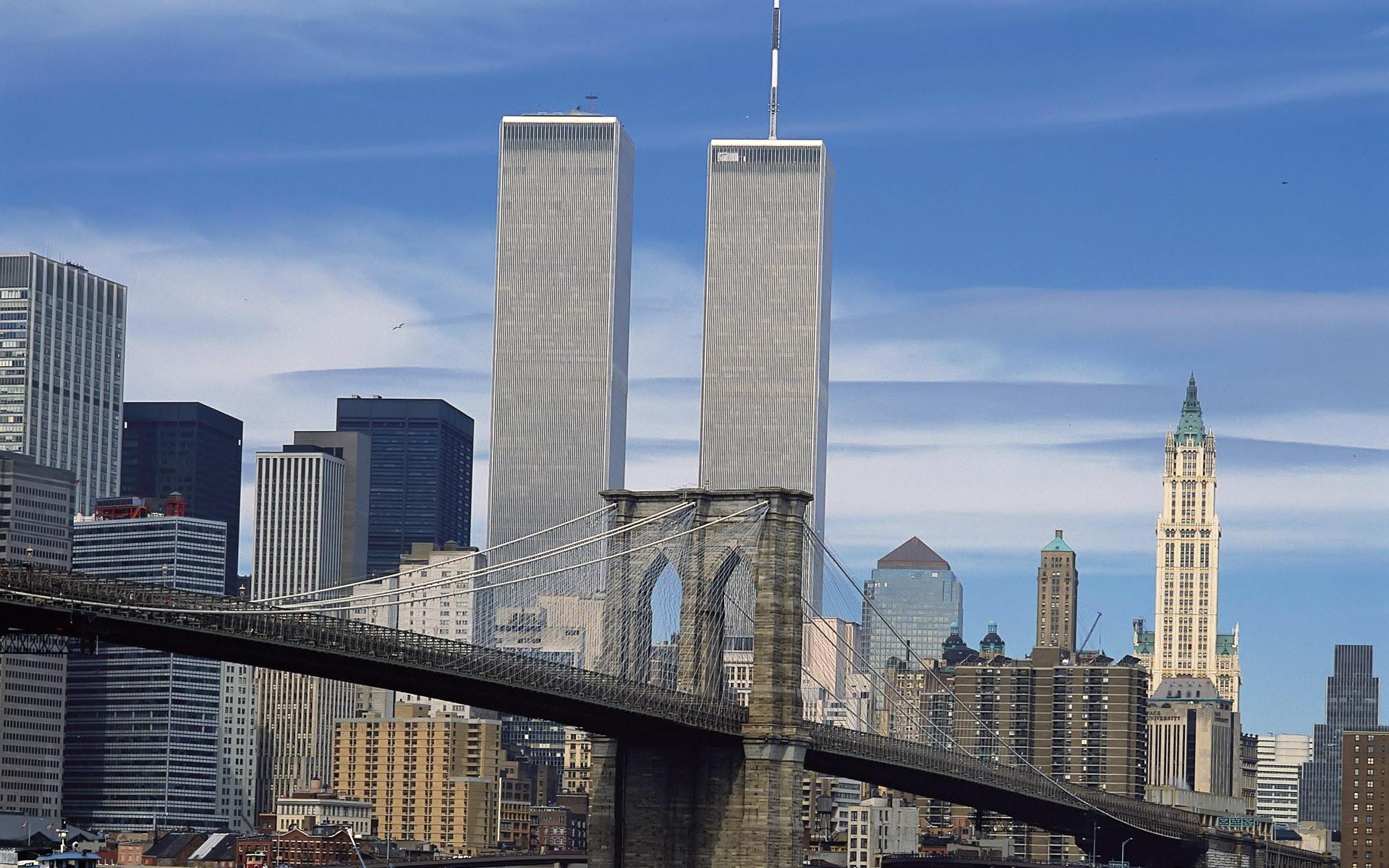wallpaper cityscapes · World Trade Center