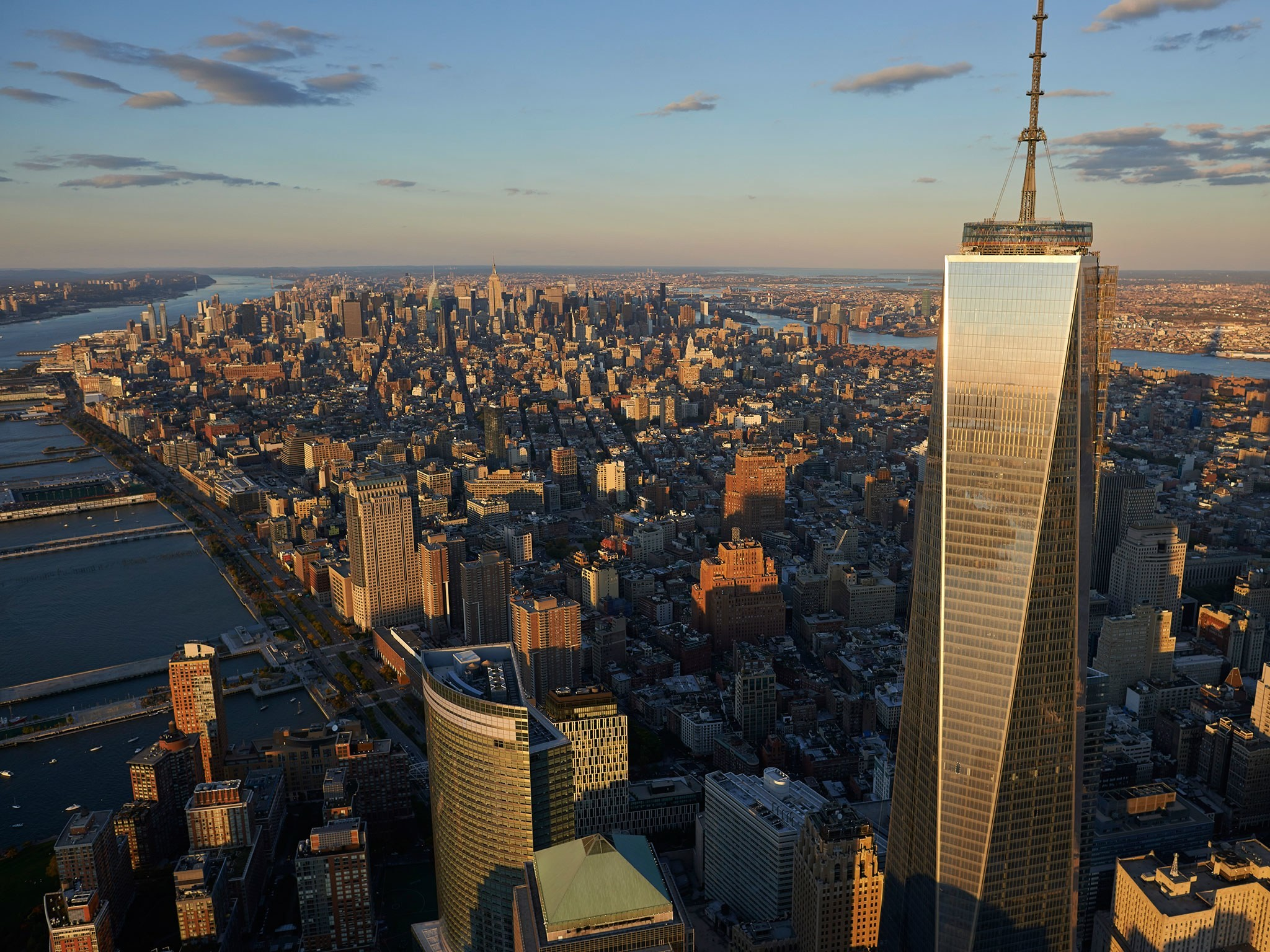 One World Trade Center Observation Deck to Open May 29 РCond̩ Nast Traveler