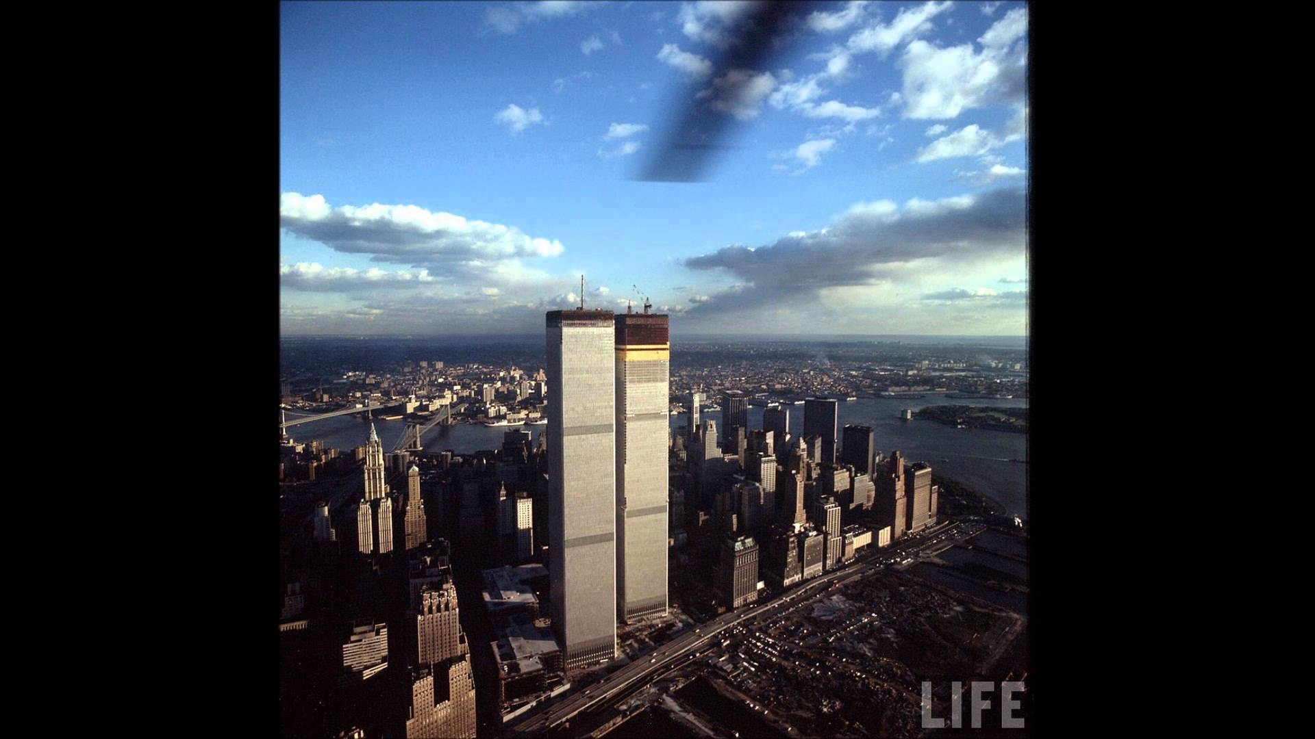 World Trade Center (Twin Towers) and 1 World Trade Center (Freedom Towers)  HD