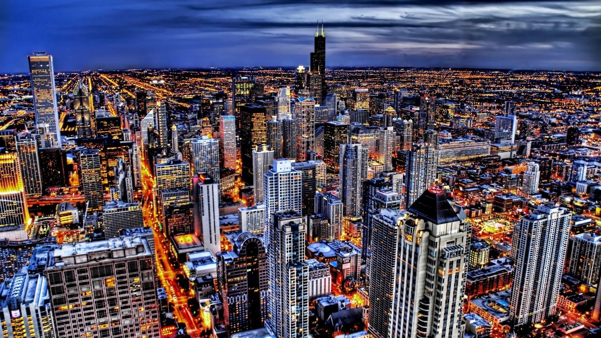… Chicago Wallpaper 10 …