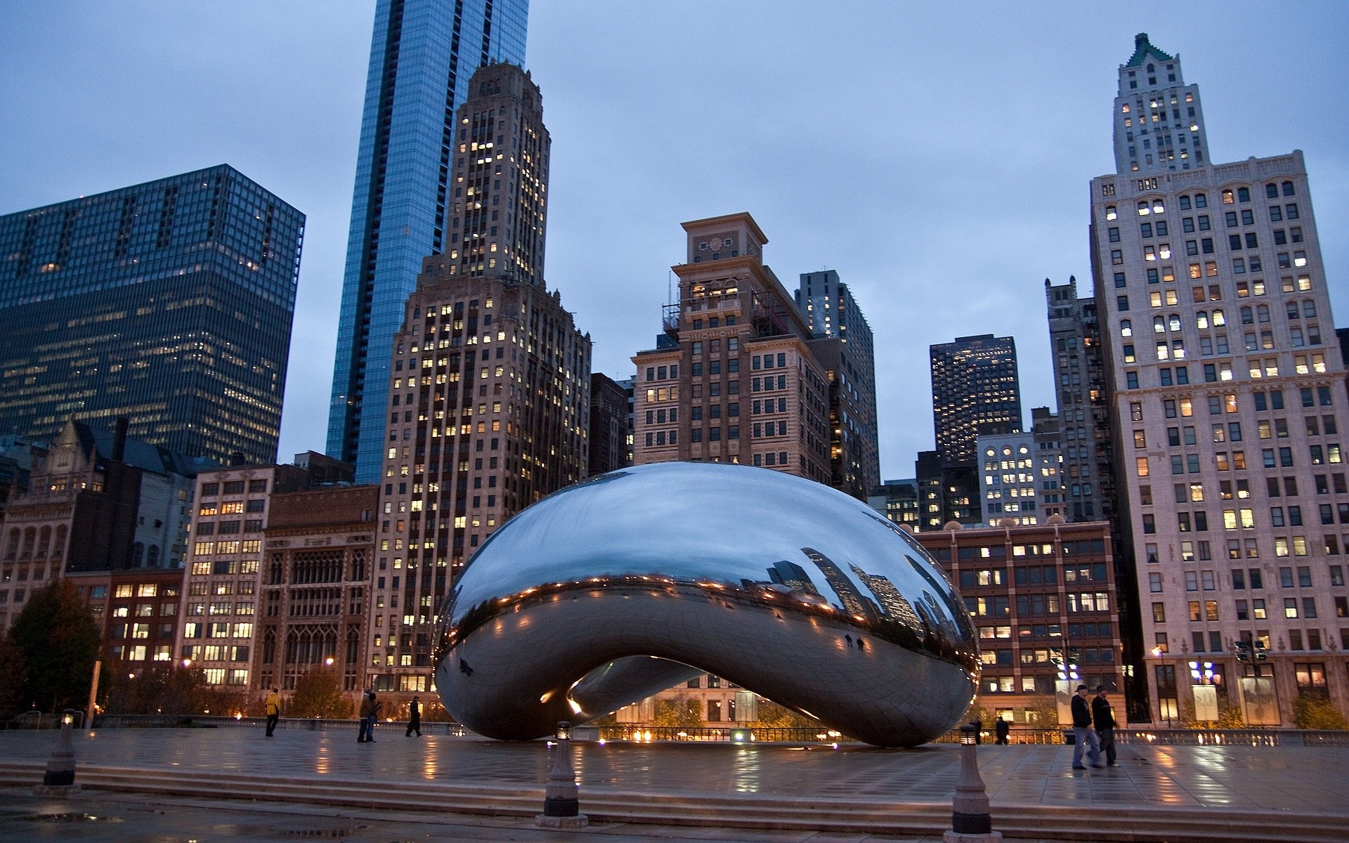 Chicago Wallpaper 1 Chicago Wallpaper 2 …