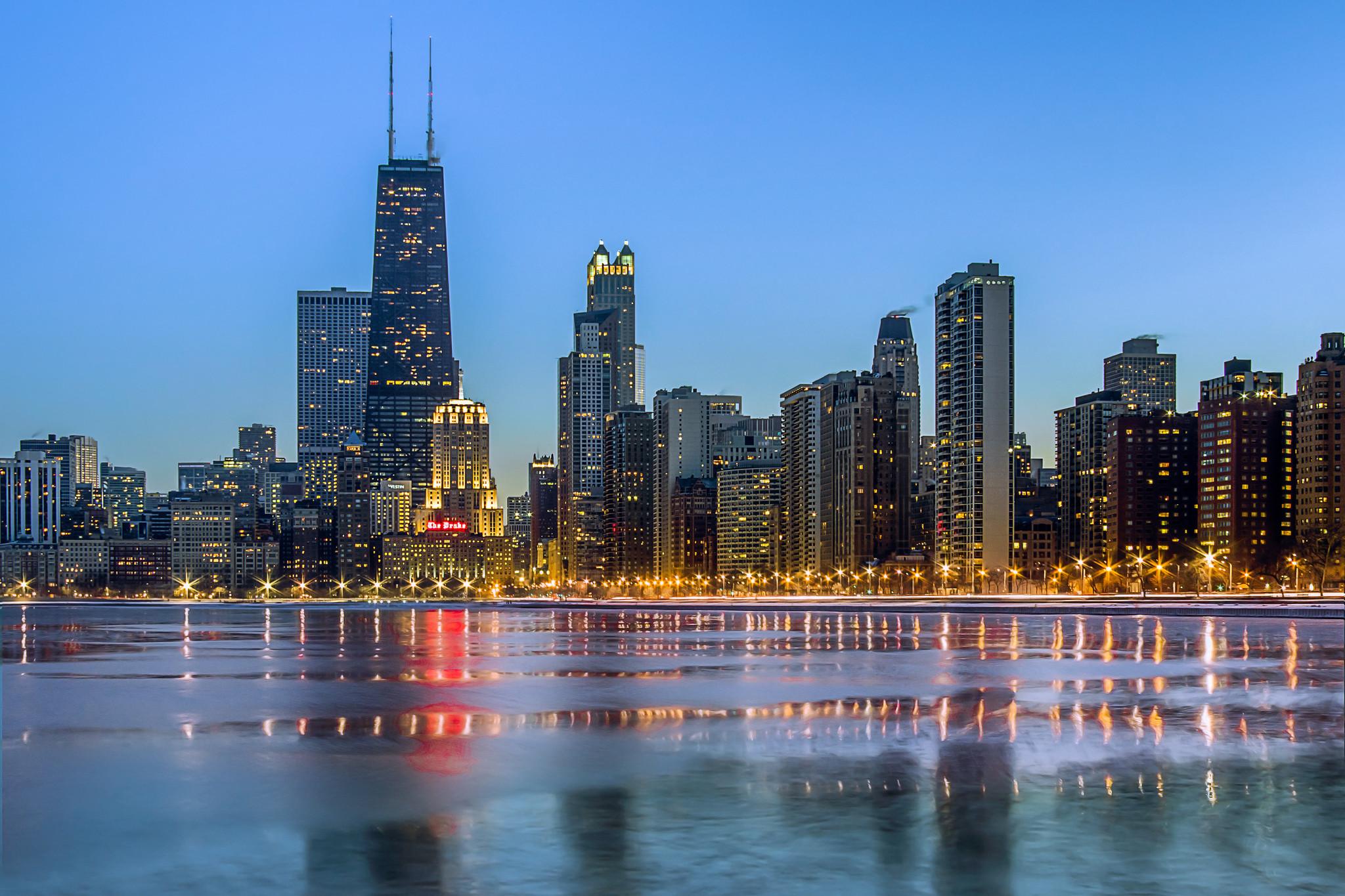 Wallpapers Desktop Chicago.