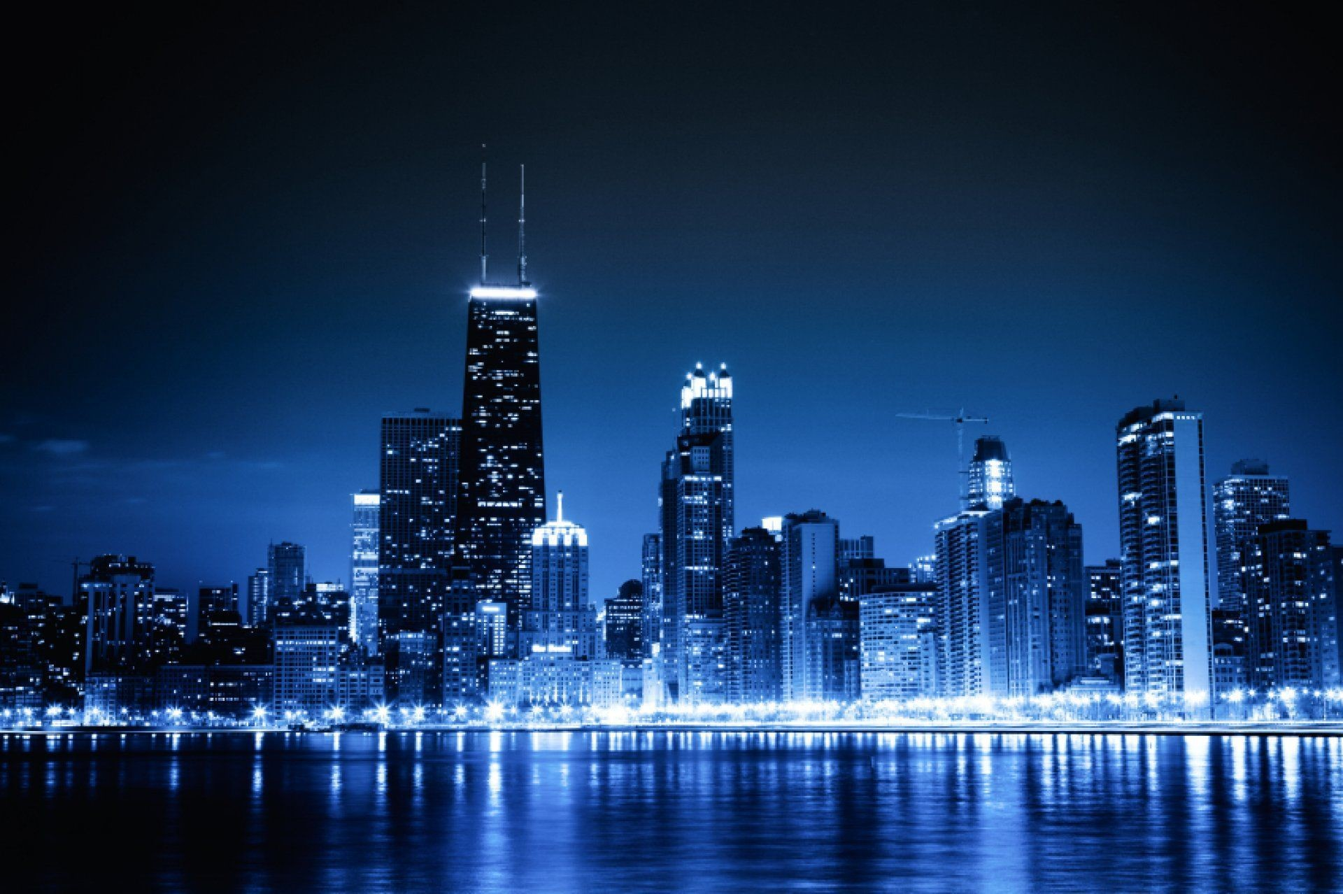 Free Newest Downtown Chicago Wallpaper. 0.281 MB