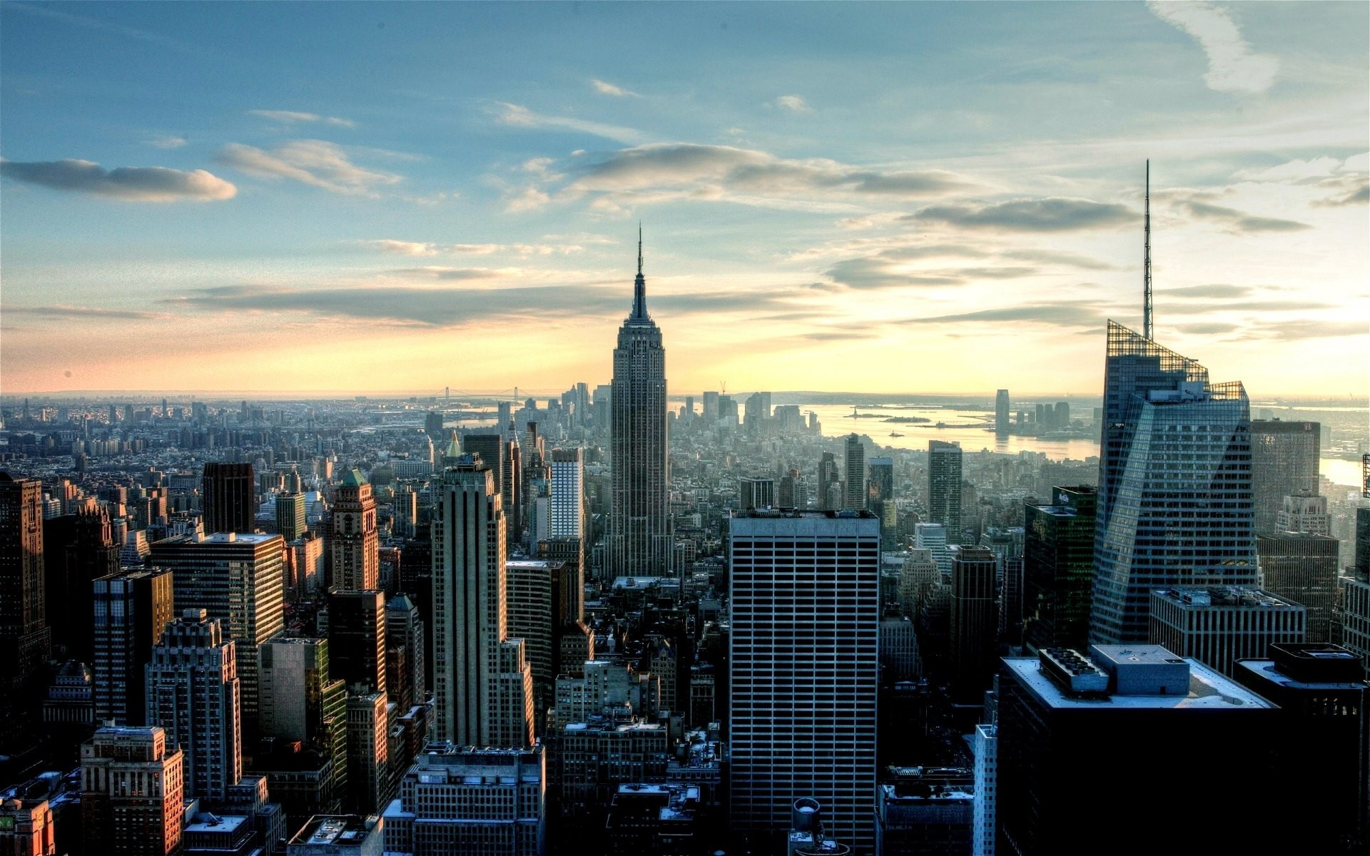 New York City Skyline Wallpapers | wallpaper, wallpaper hd, background .