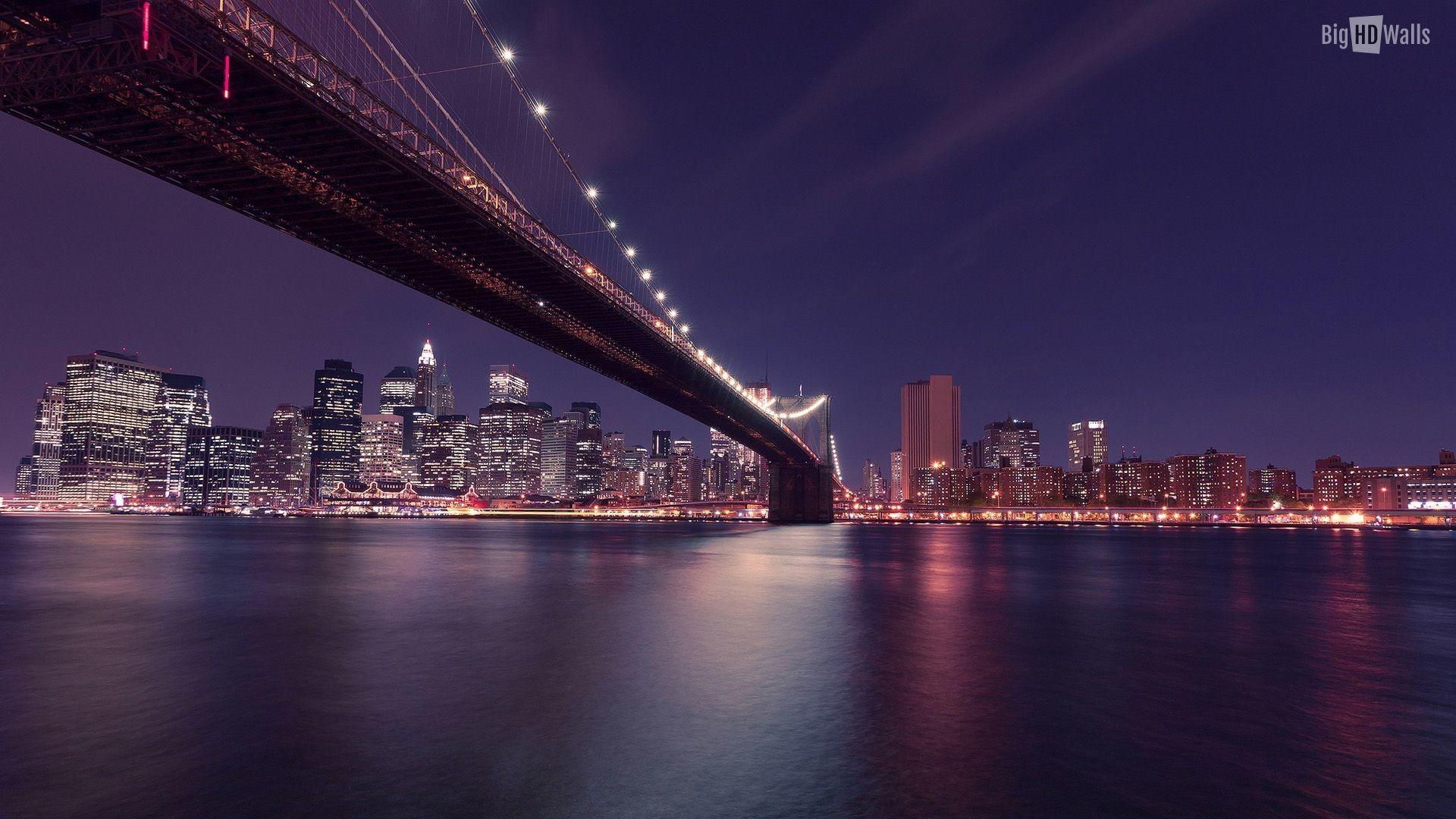 New York City View HD Wallpaper