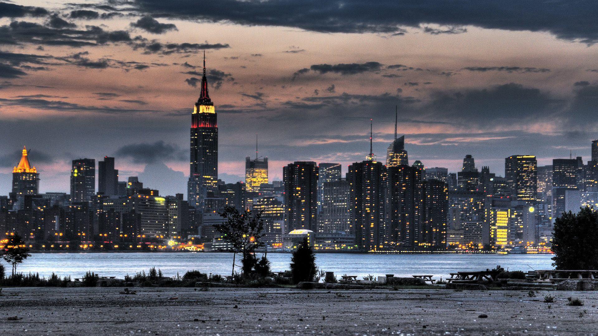 54 New York Skyline