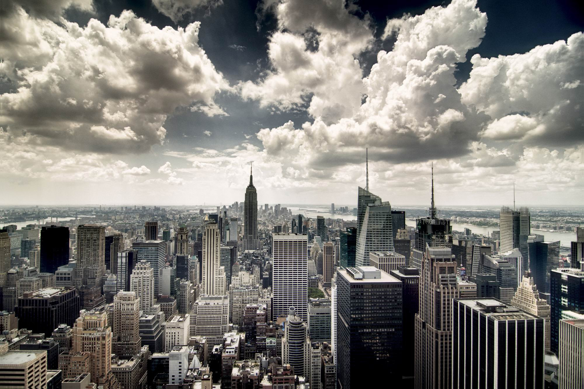 … Wall Art, Empire State Building: awesome new york city canvas wall art  …