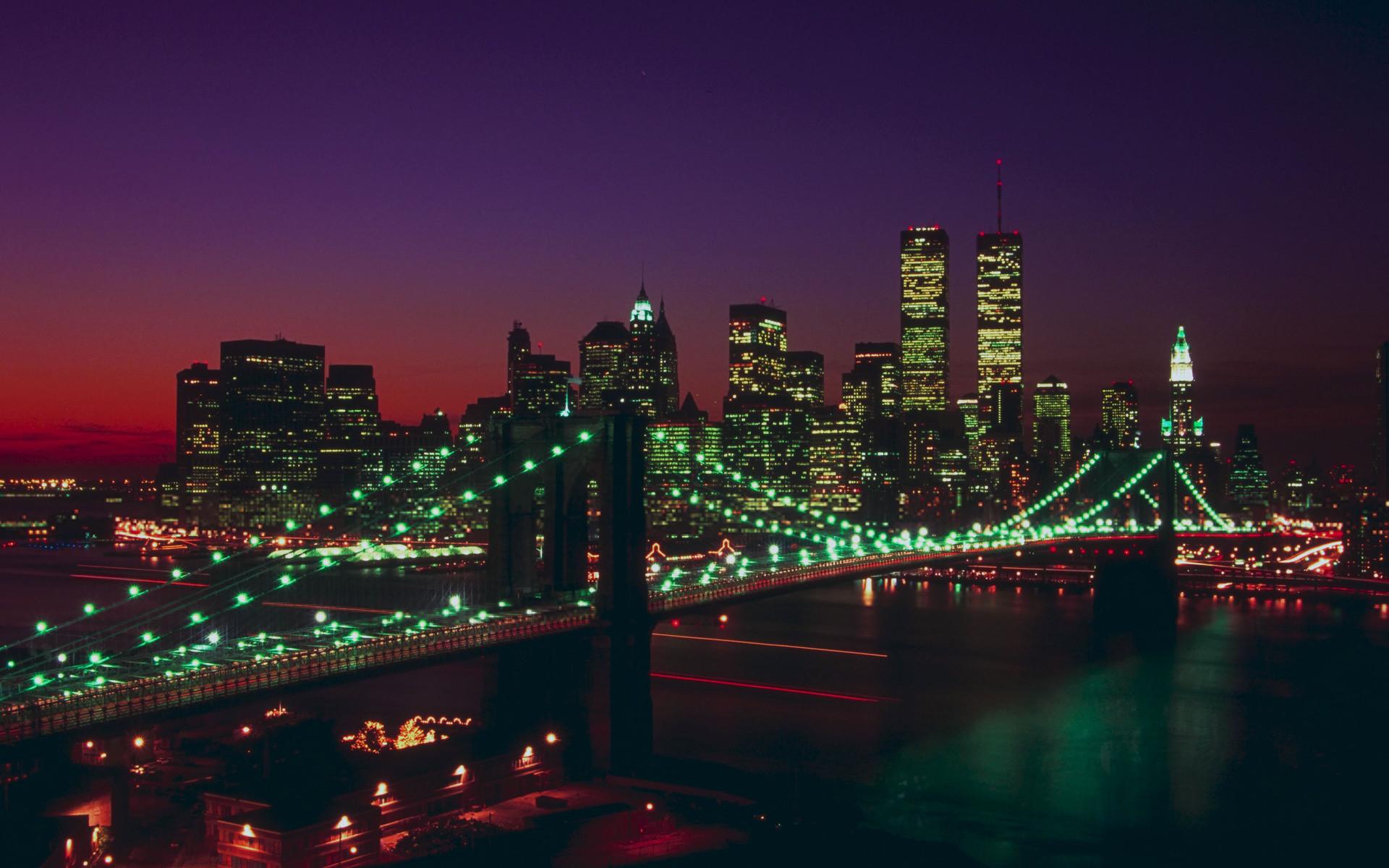 New York Skyline At Night Wallpaper Hd 3 City Hd Background Hd ..