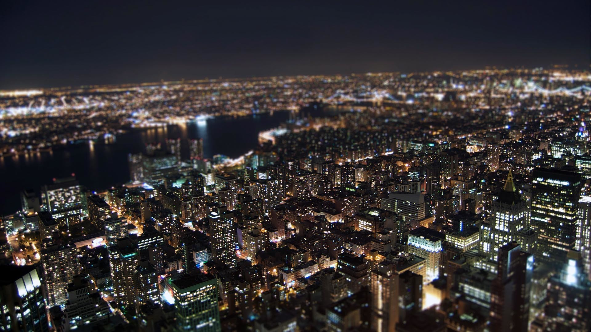 New York Night HD Wallpaper. Â«