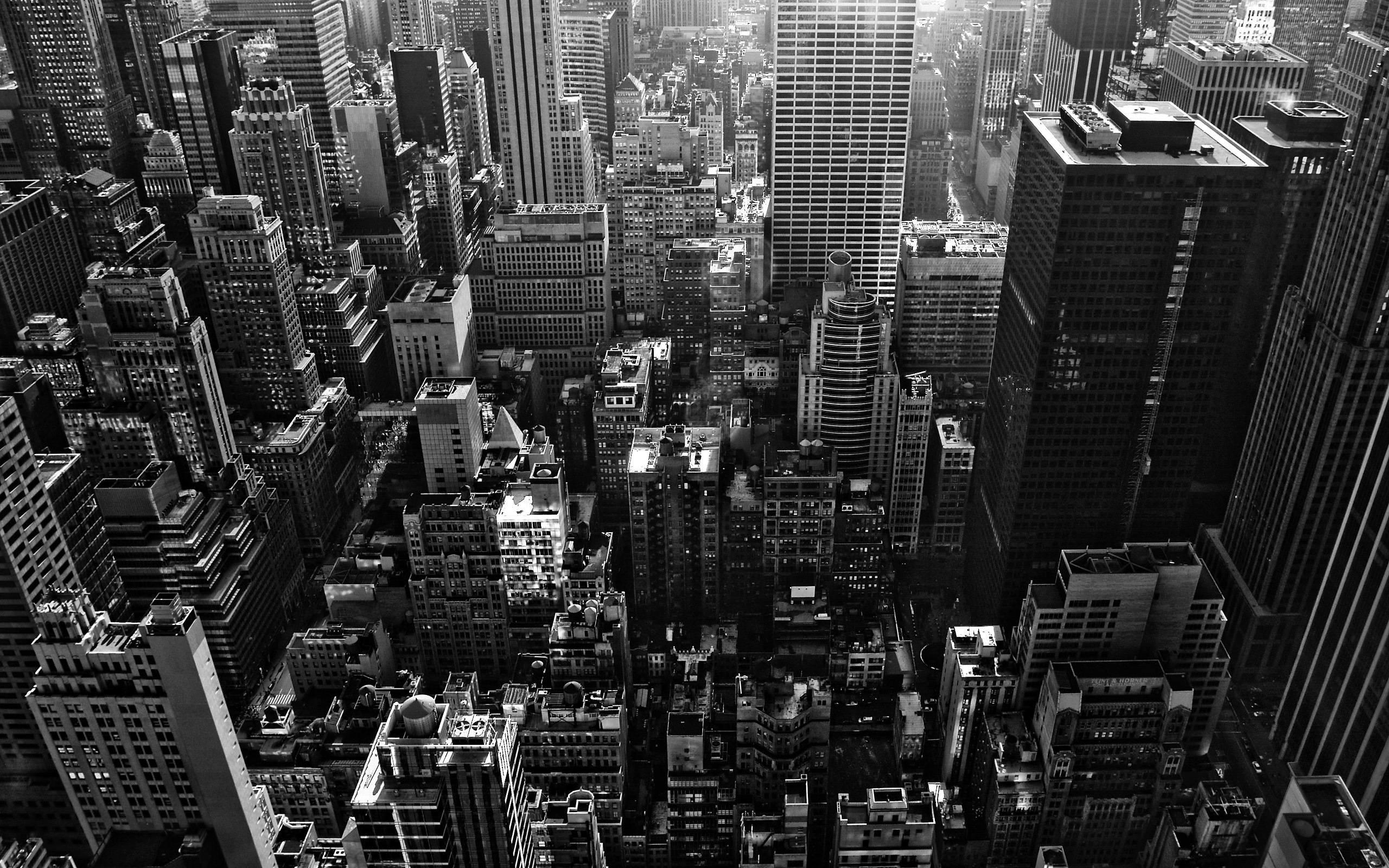 City Desktop Backgrounds Wallpaper 2560×1600