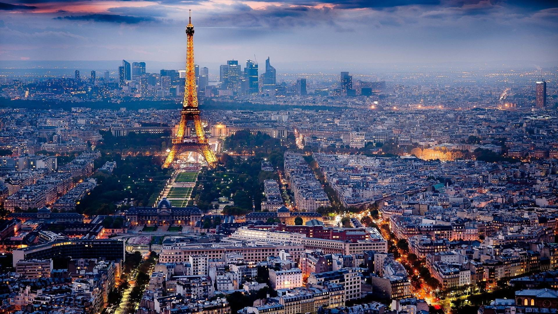 Paris City Of Love Quotes Wallpaper Desktop | SmaData.com