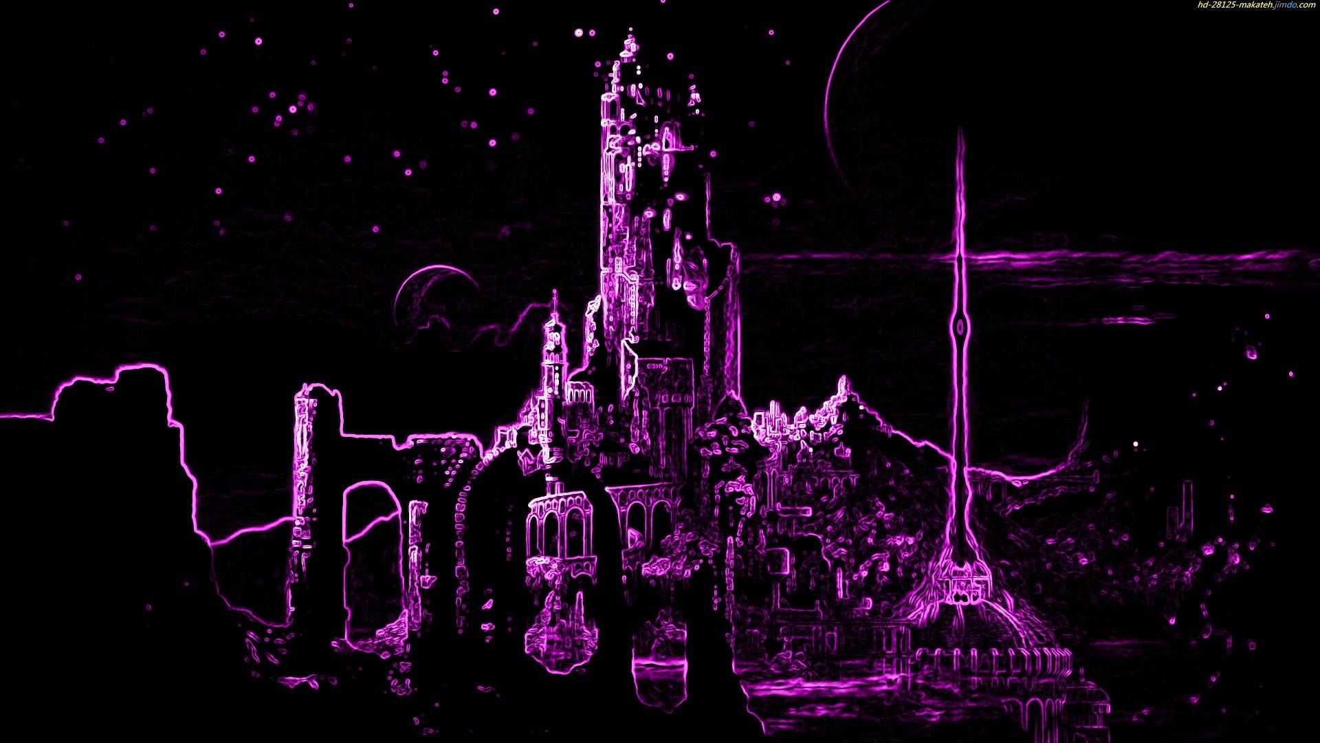 Neon-City Computer Wallpapers, Desktop Backgrounds | .