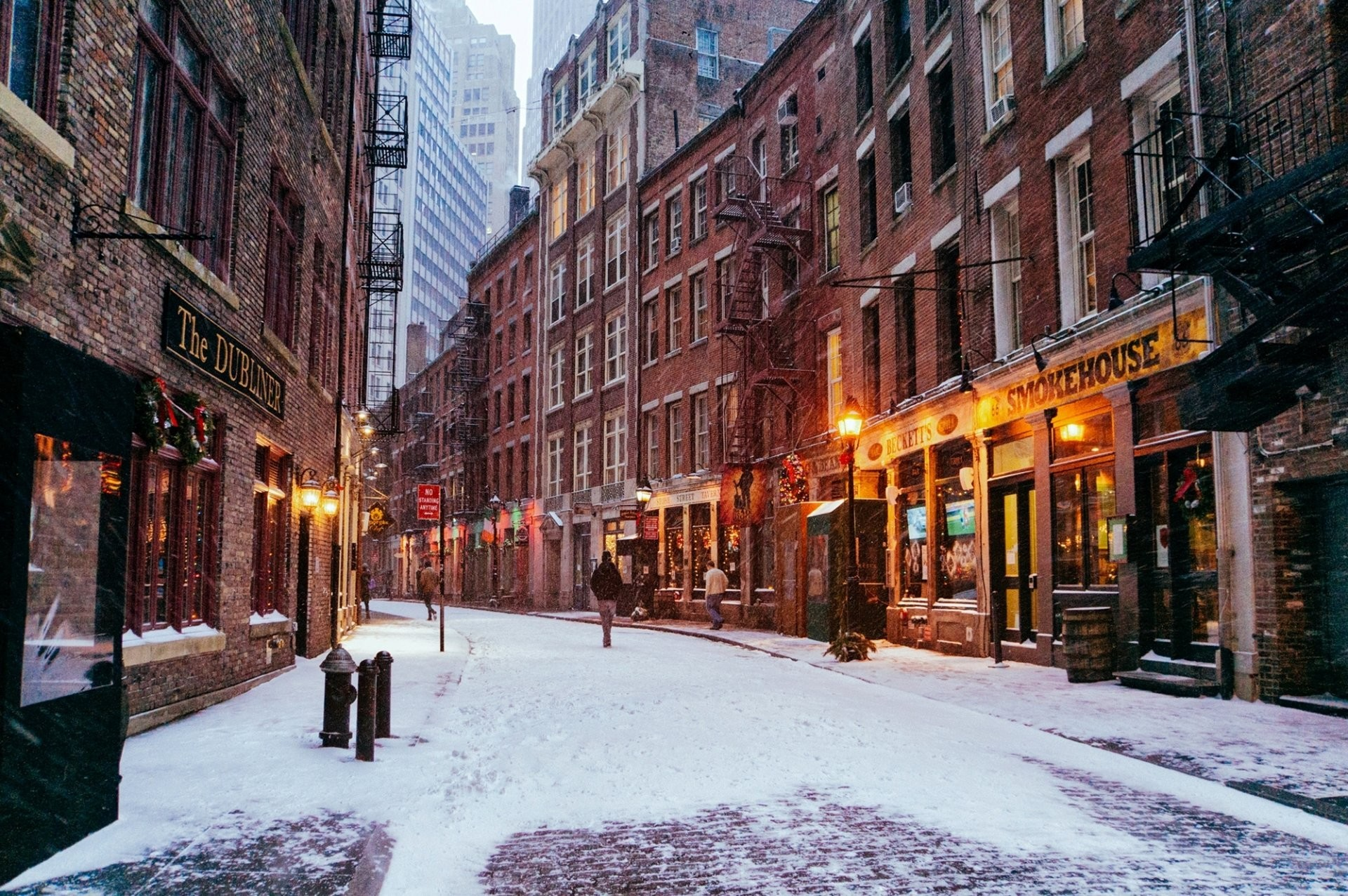 new york new york city manhattan financial district nyc usa new york  manhattan united states town