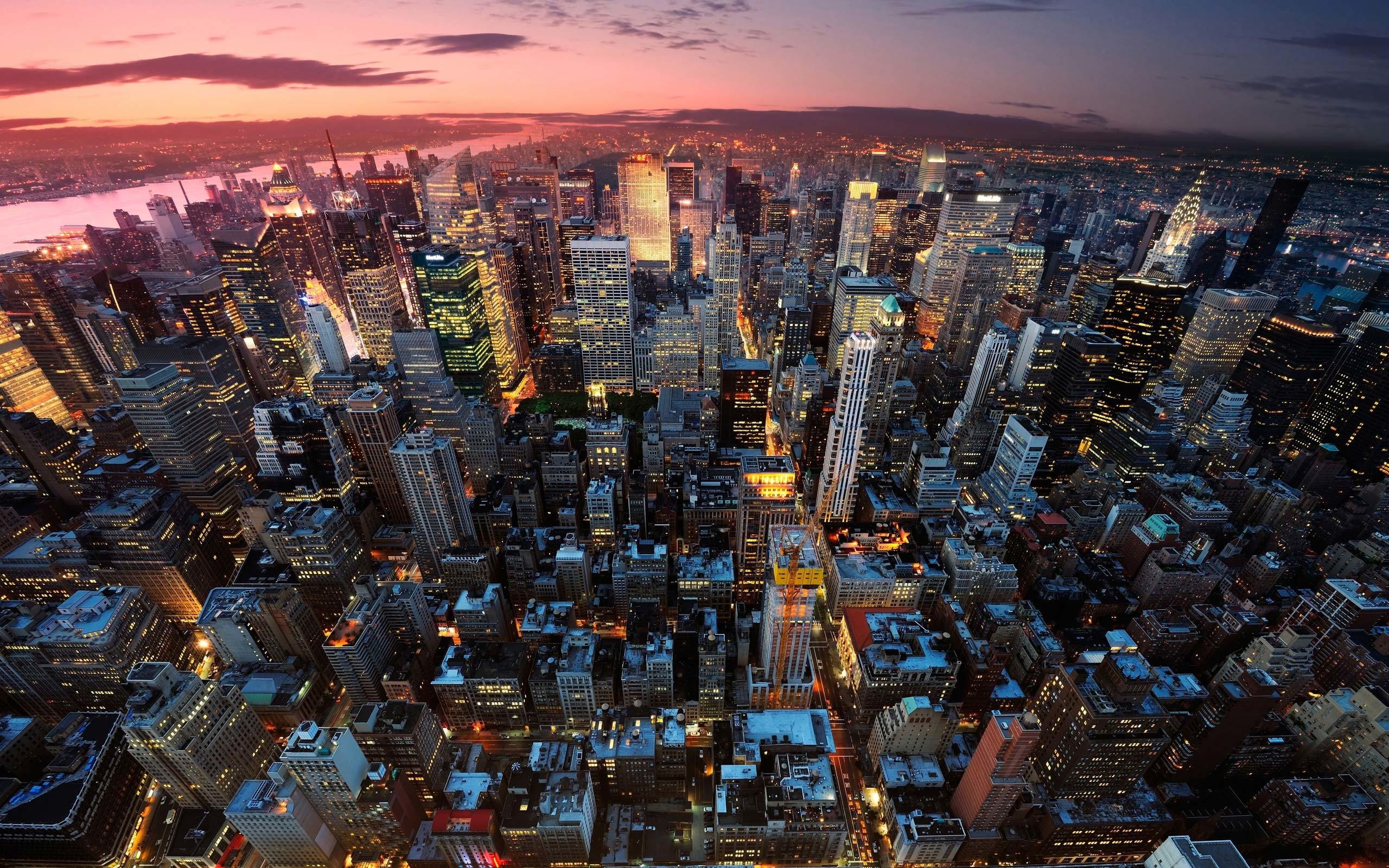 New York Wallpaper 4K | Free Desktop Backgrounds