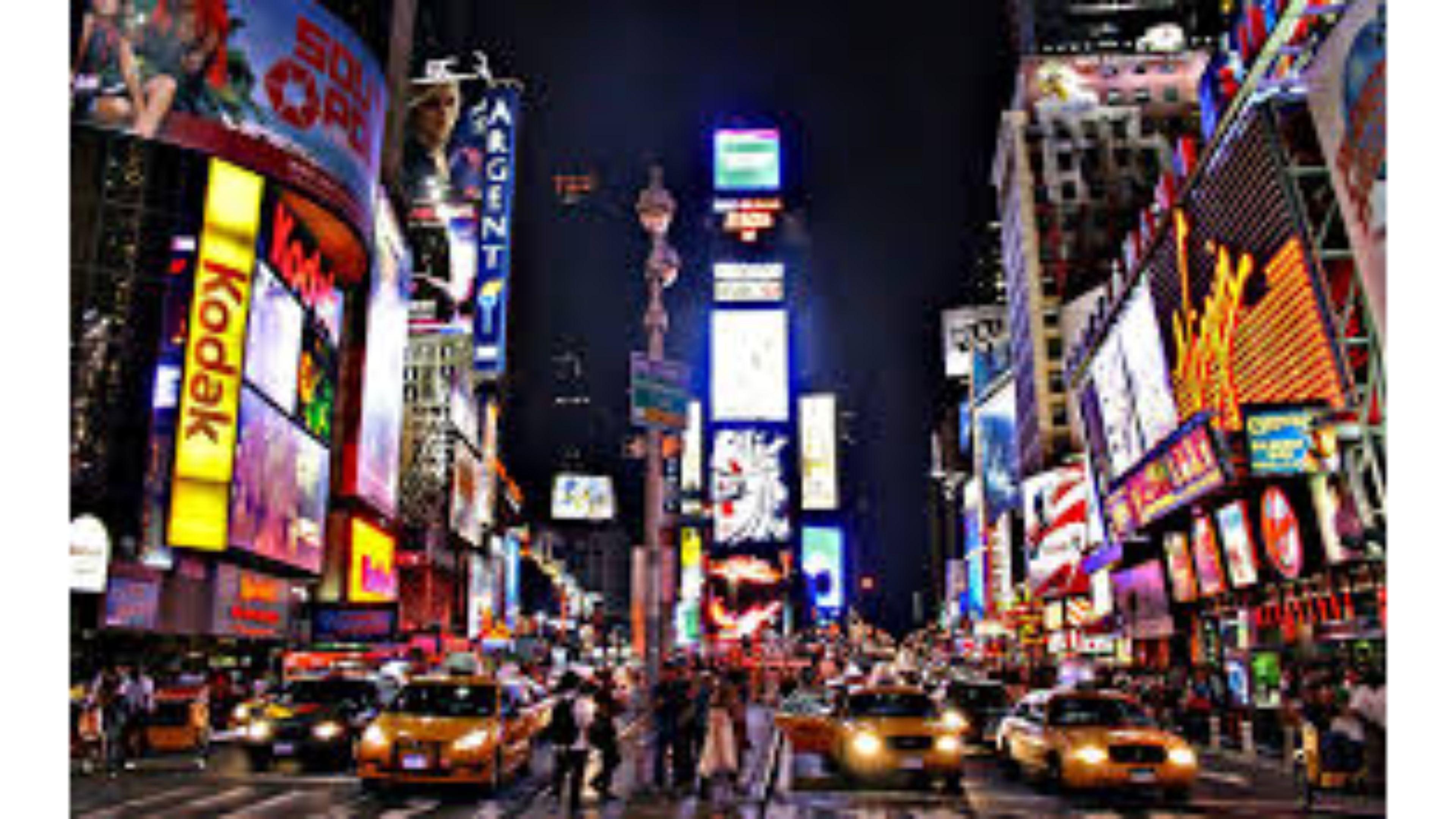 Vacation 2016 New York City 4K Wallpaper