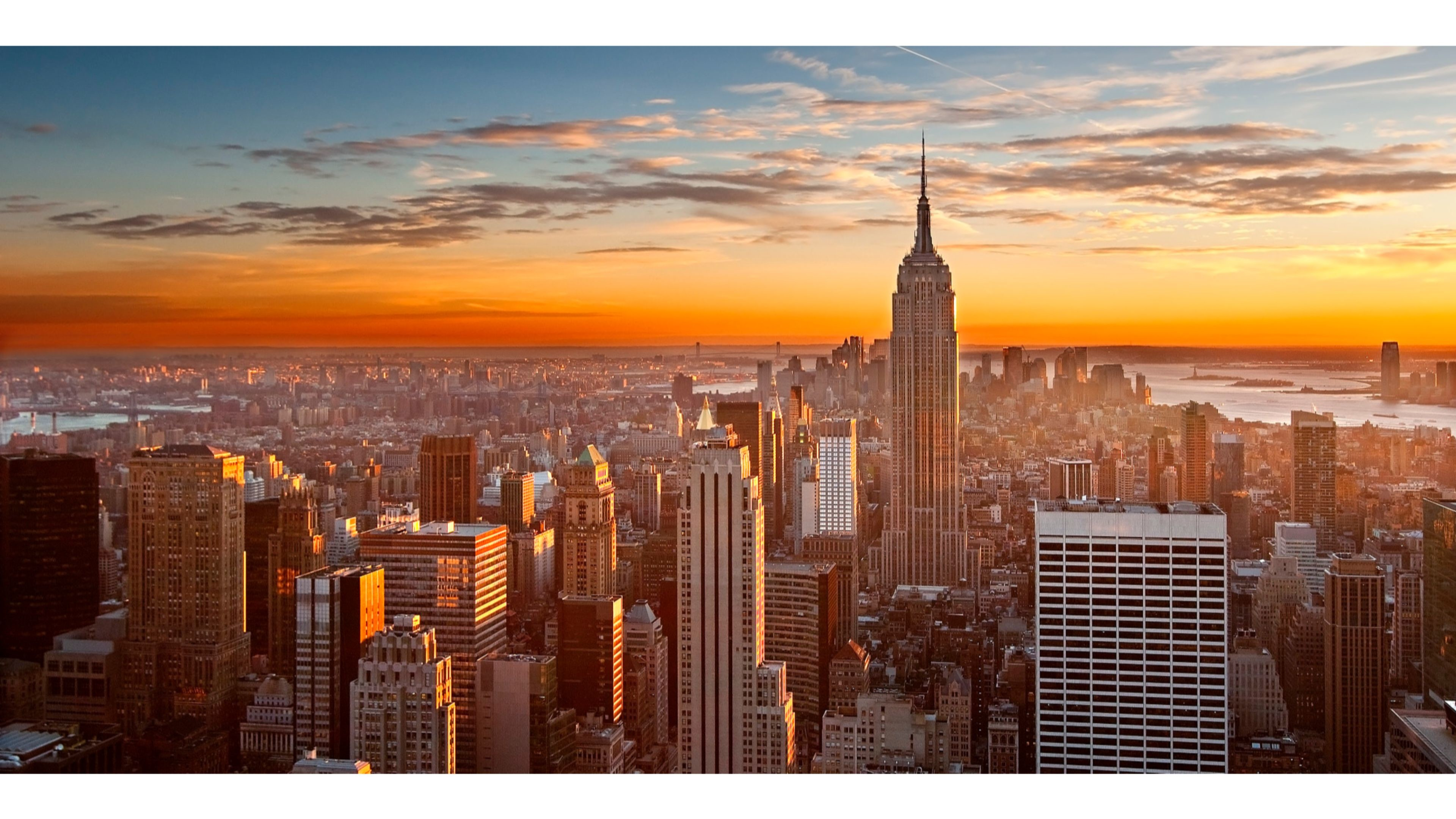 Travel New York City 4K Wallpaper