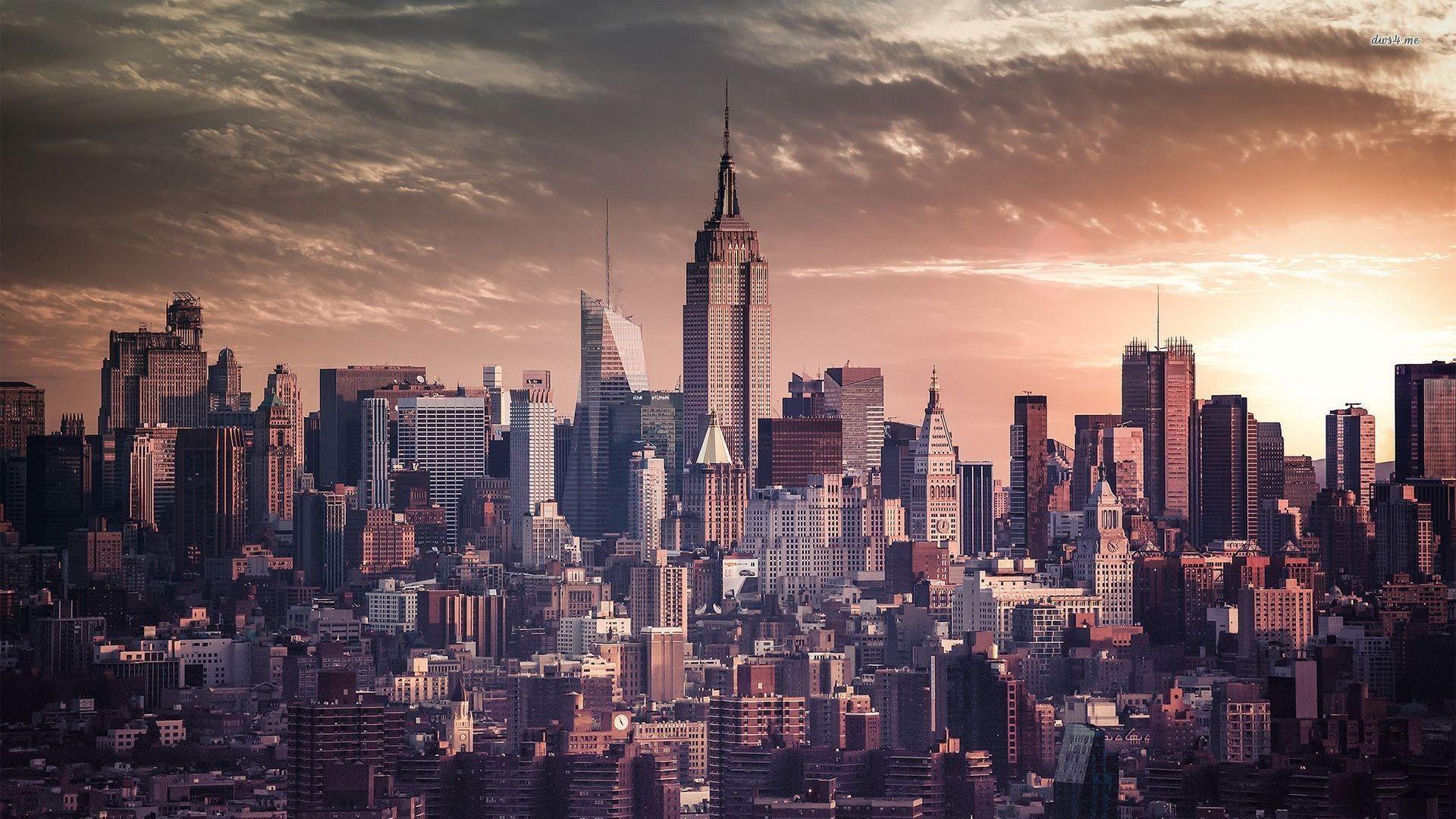 New York City Wallpaper .