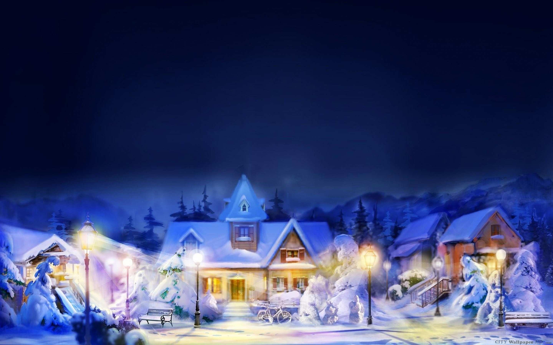 Christmas City.