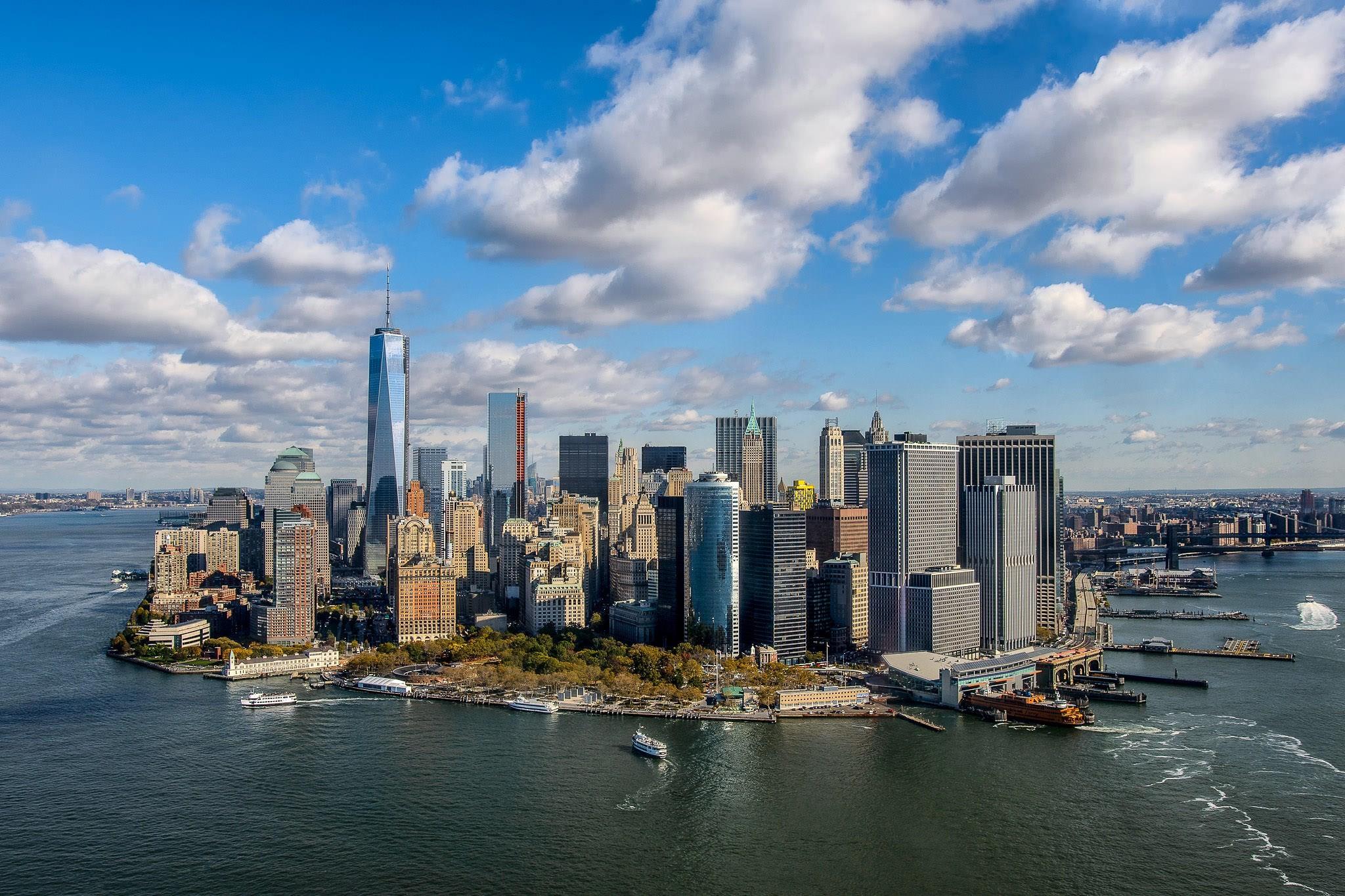new york theme background images
