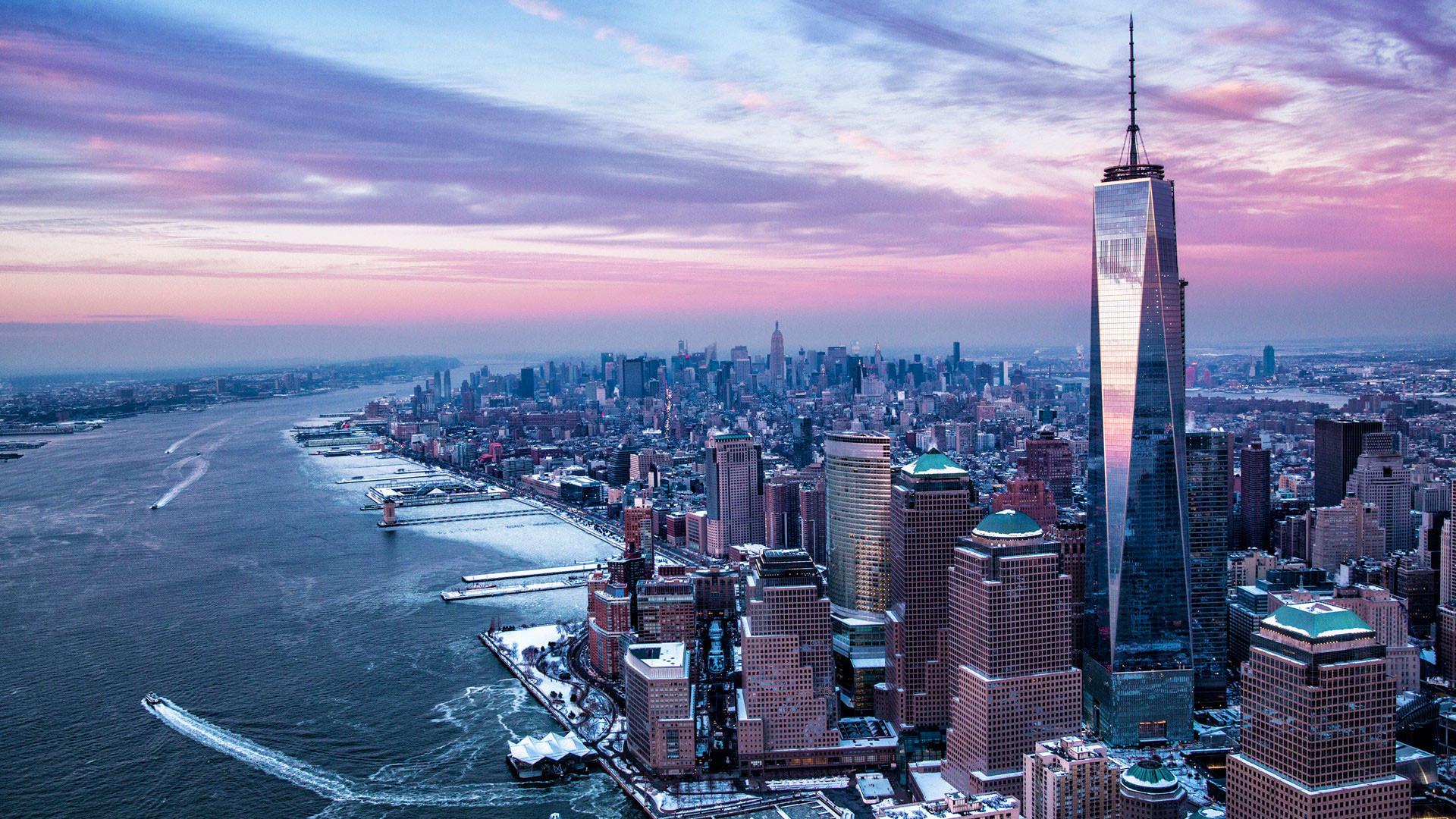 hd pics photos city winter in new york desktop background wallpaper