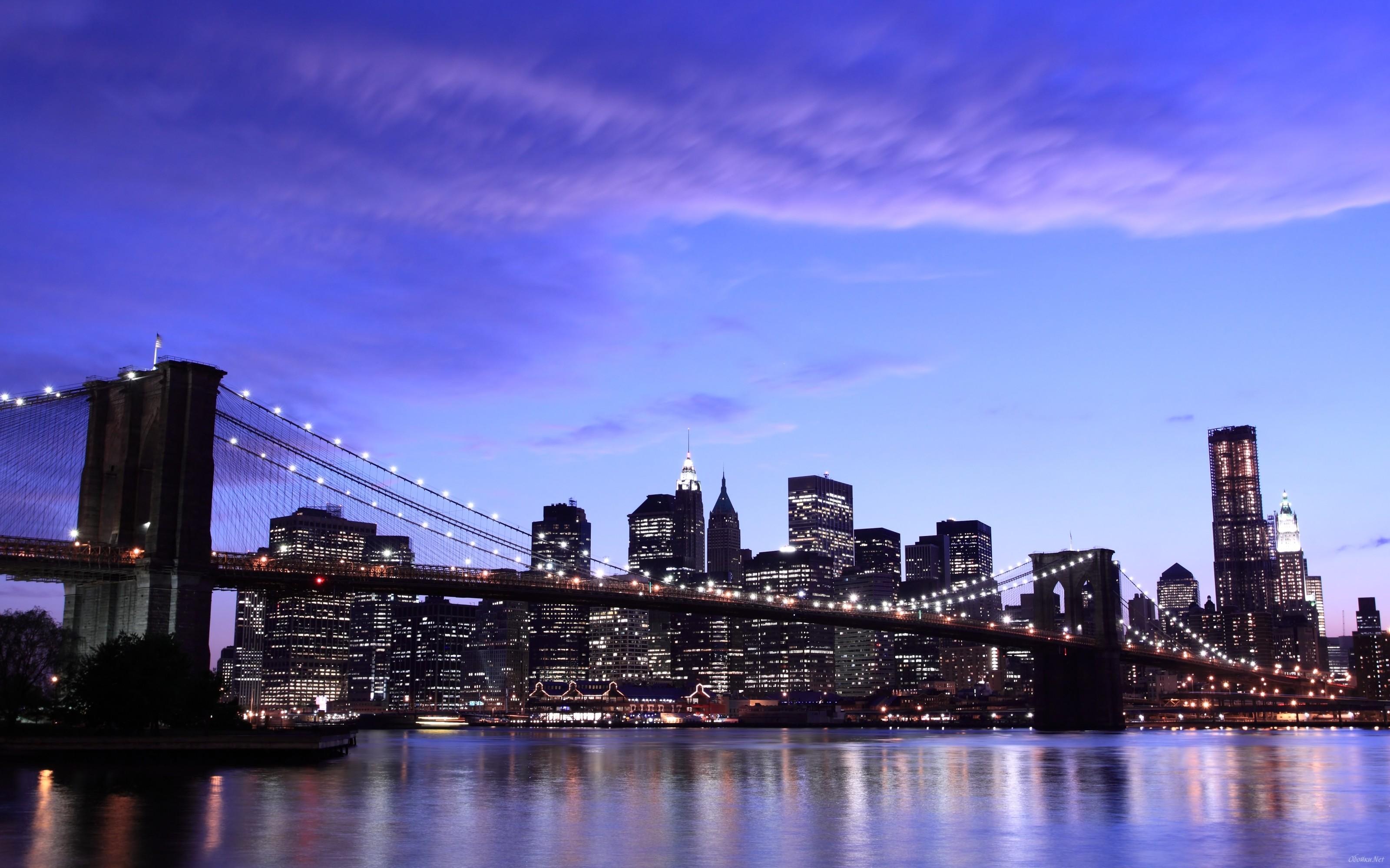 New York At Night Wallpaper Desktop Background , 5 / 5 ( 1 votes )