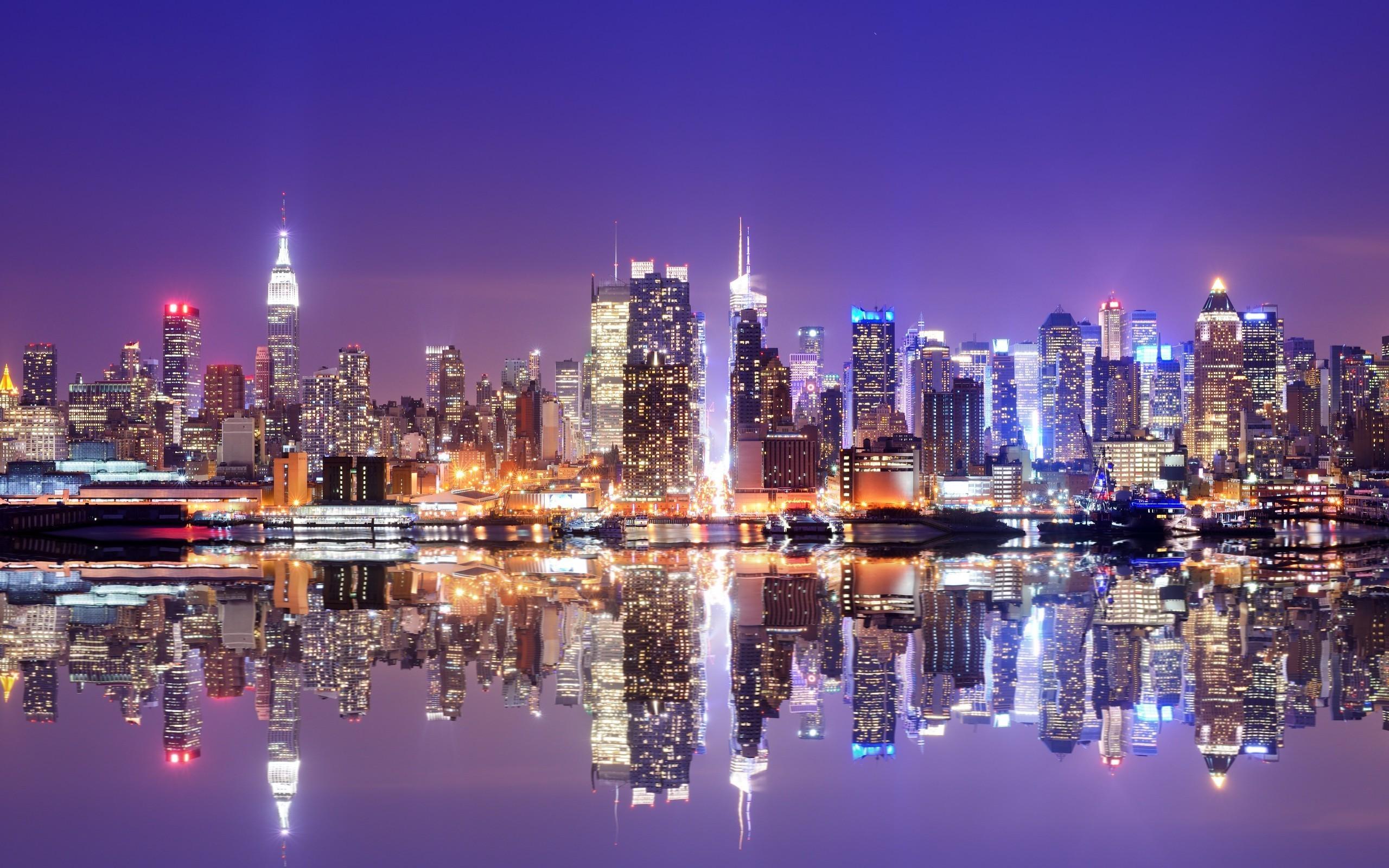 … New York City, City, Landscape Wallpapers HD Desktop .
