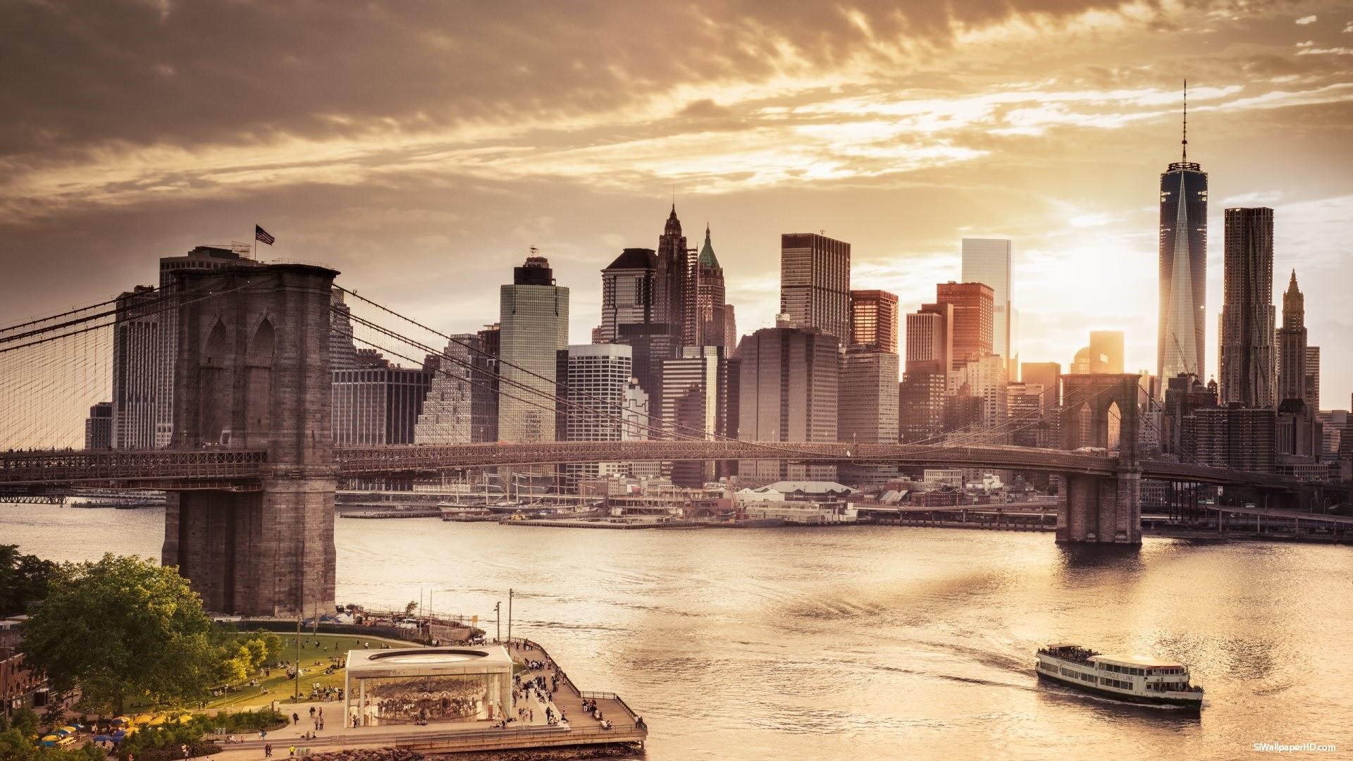 New York Skyline Wallpapers Desktop Background : City Wallpaper 1920×1200 New  York Skyline Wallpaper