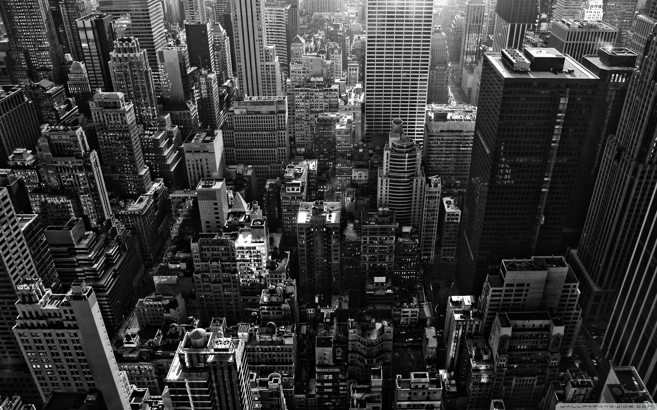 City Desktop Backgrounds 2560×1600