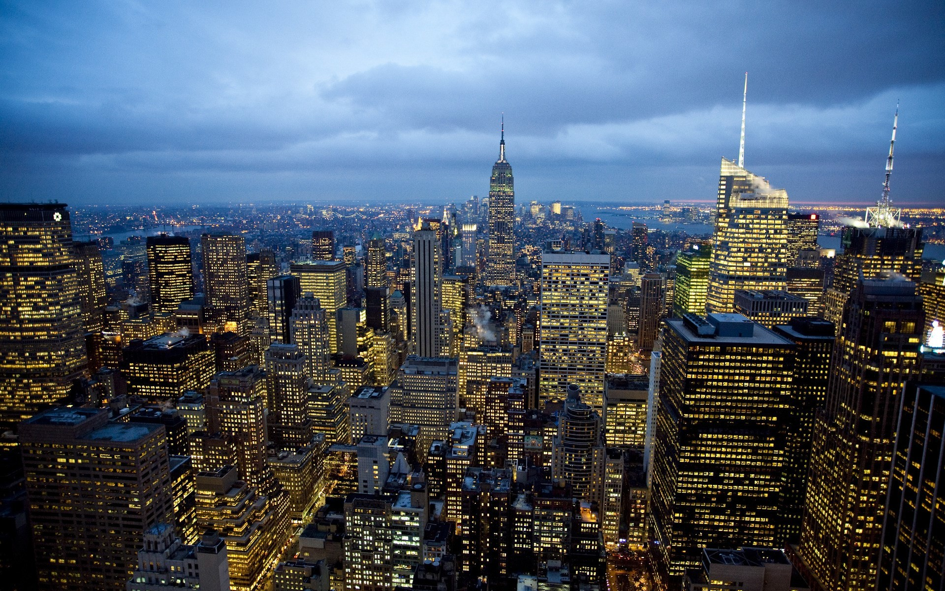 new york images background