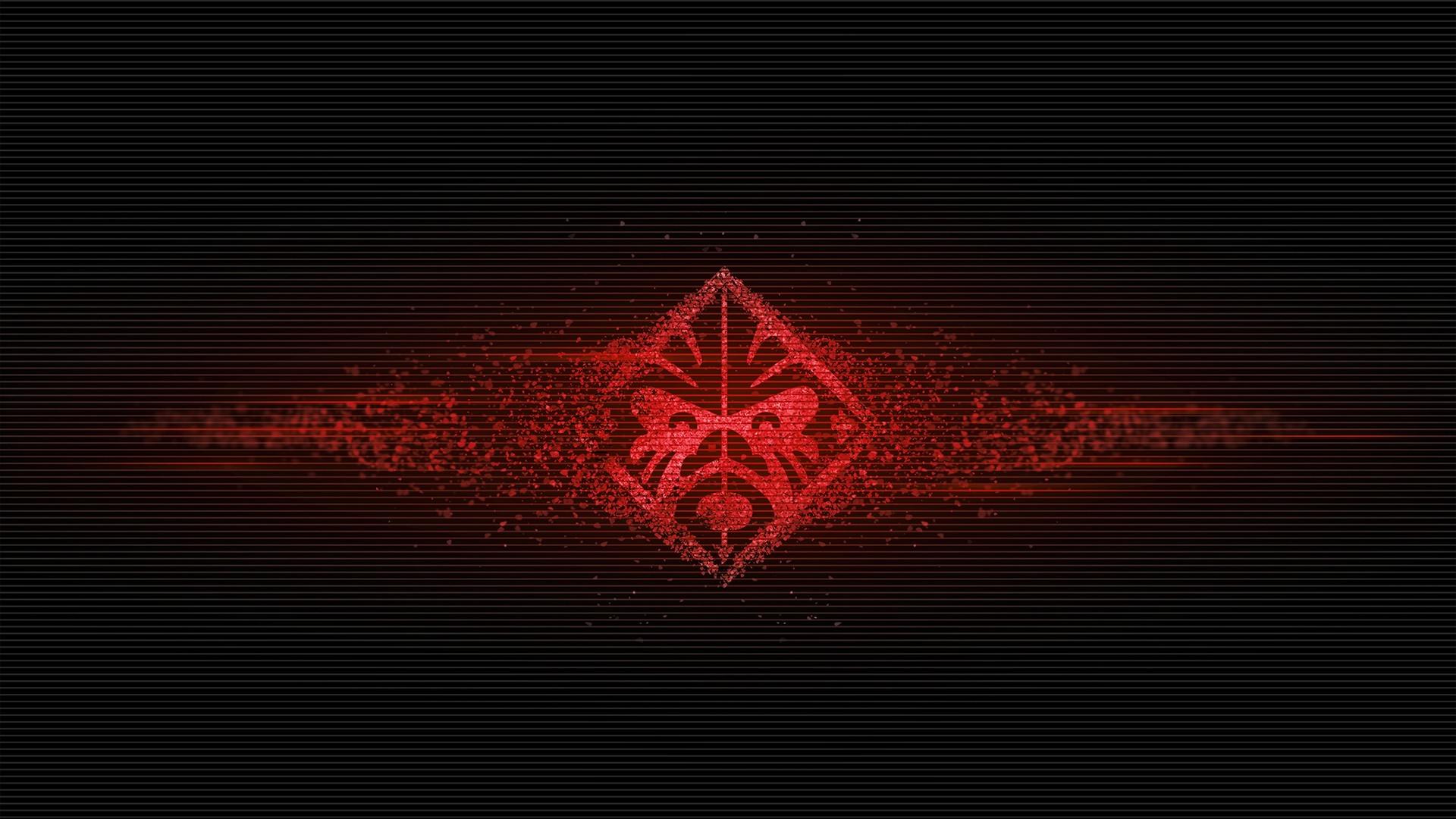 Black Red Wallpaper HD – WallpaperSafari