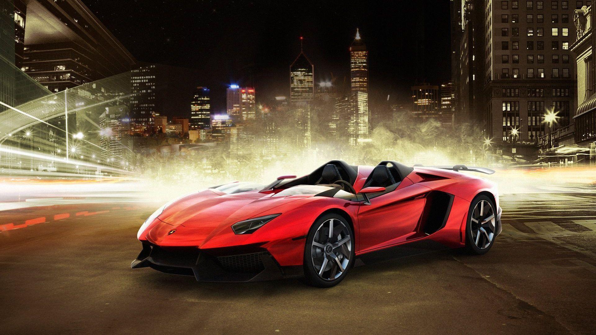 Hd Cars Wallpapers-1080p Red In Color | HD Wallpapers | Desktop .