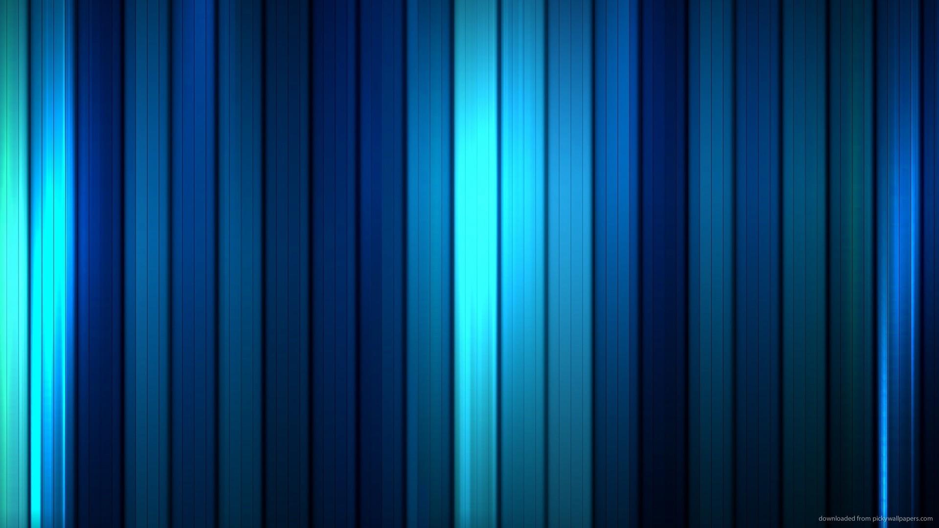 Blue Motion Stripes for 1920×1080