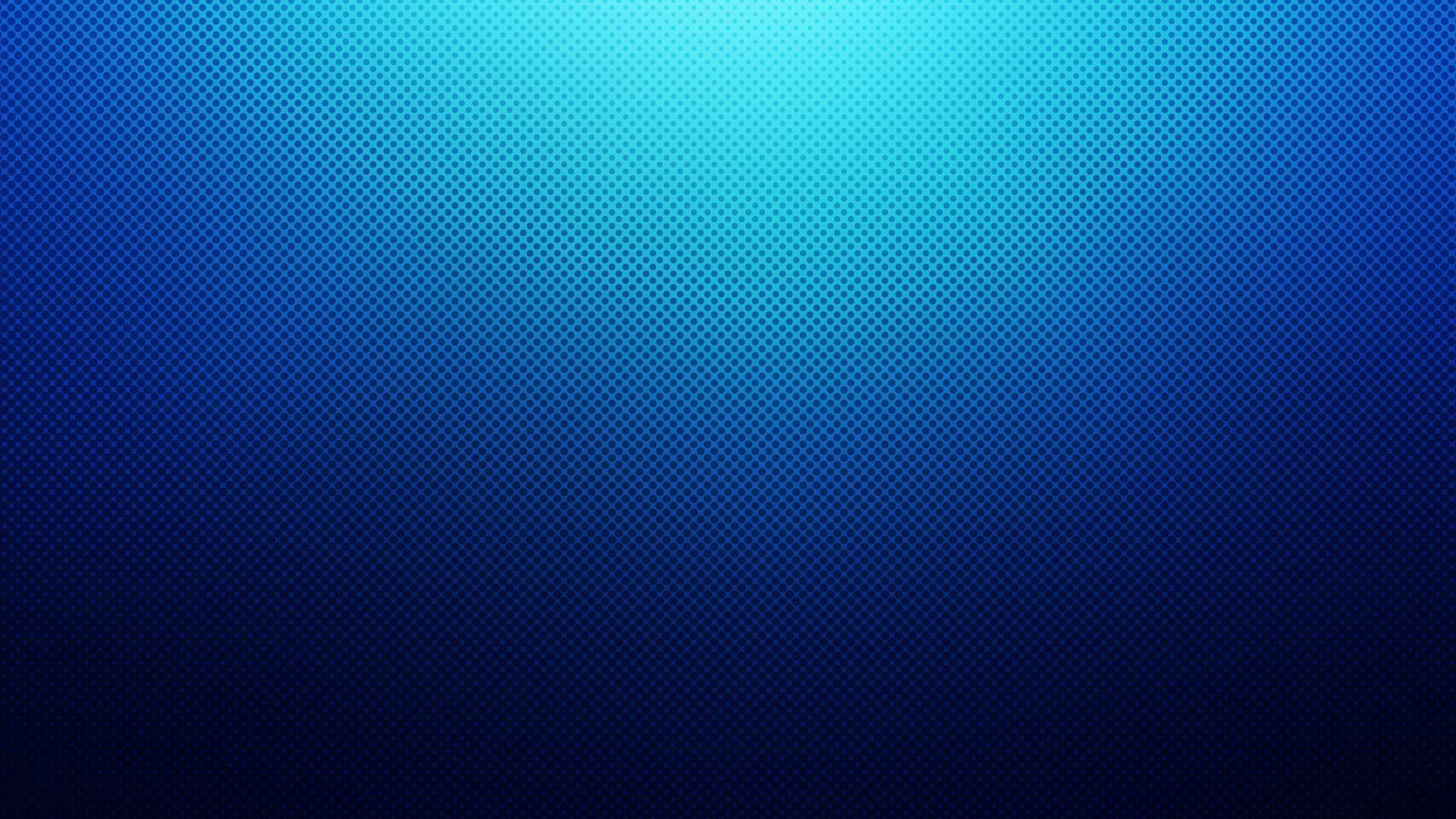 Blue dotted pattern HD Wallpaper 1920×1080