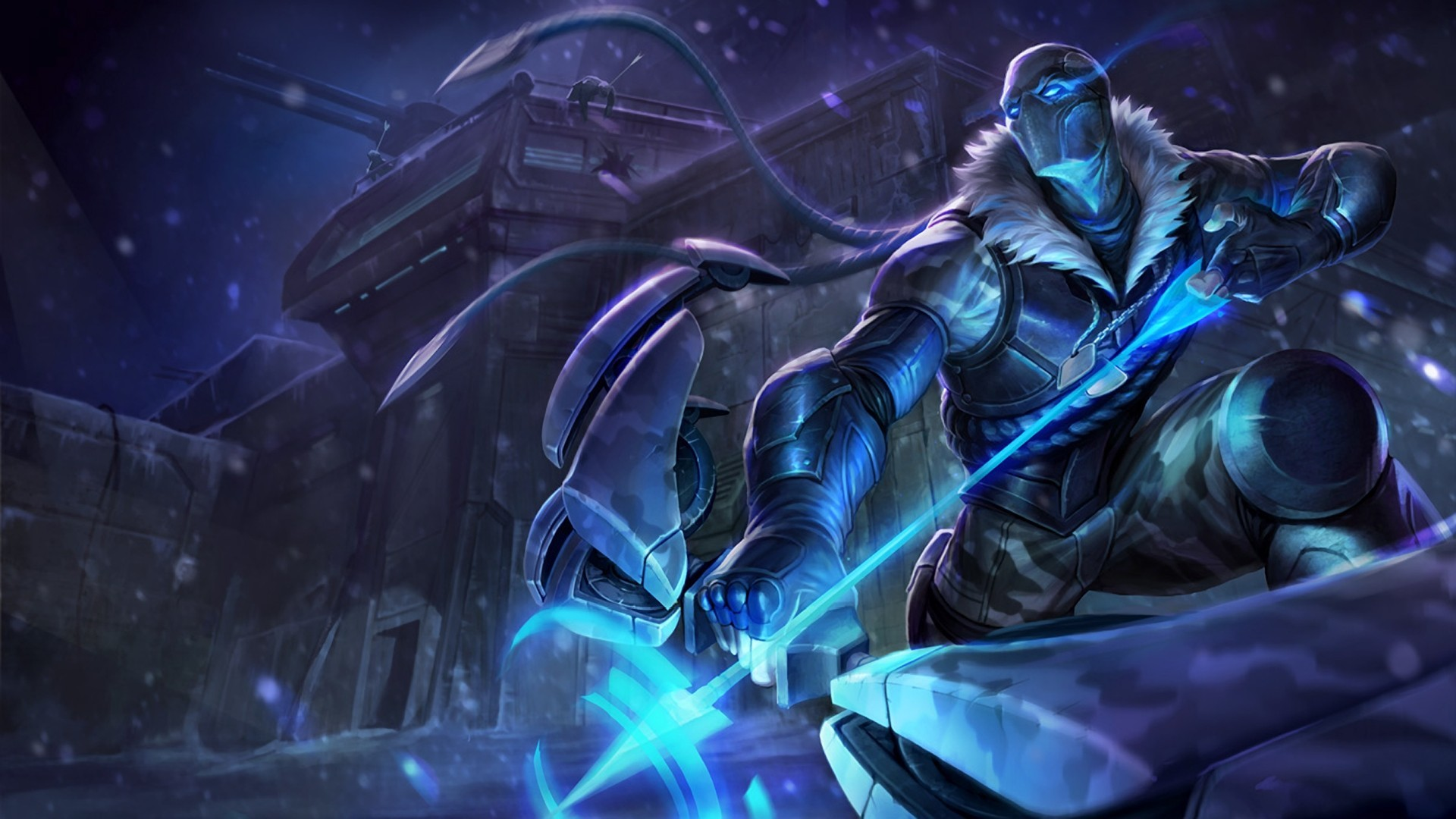 League of Legends, Varus Wallpapers HD / Desktop and Mobile Backgrounds