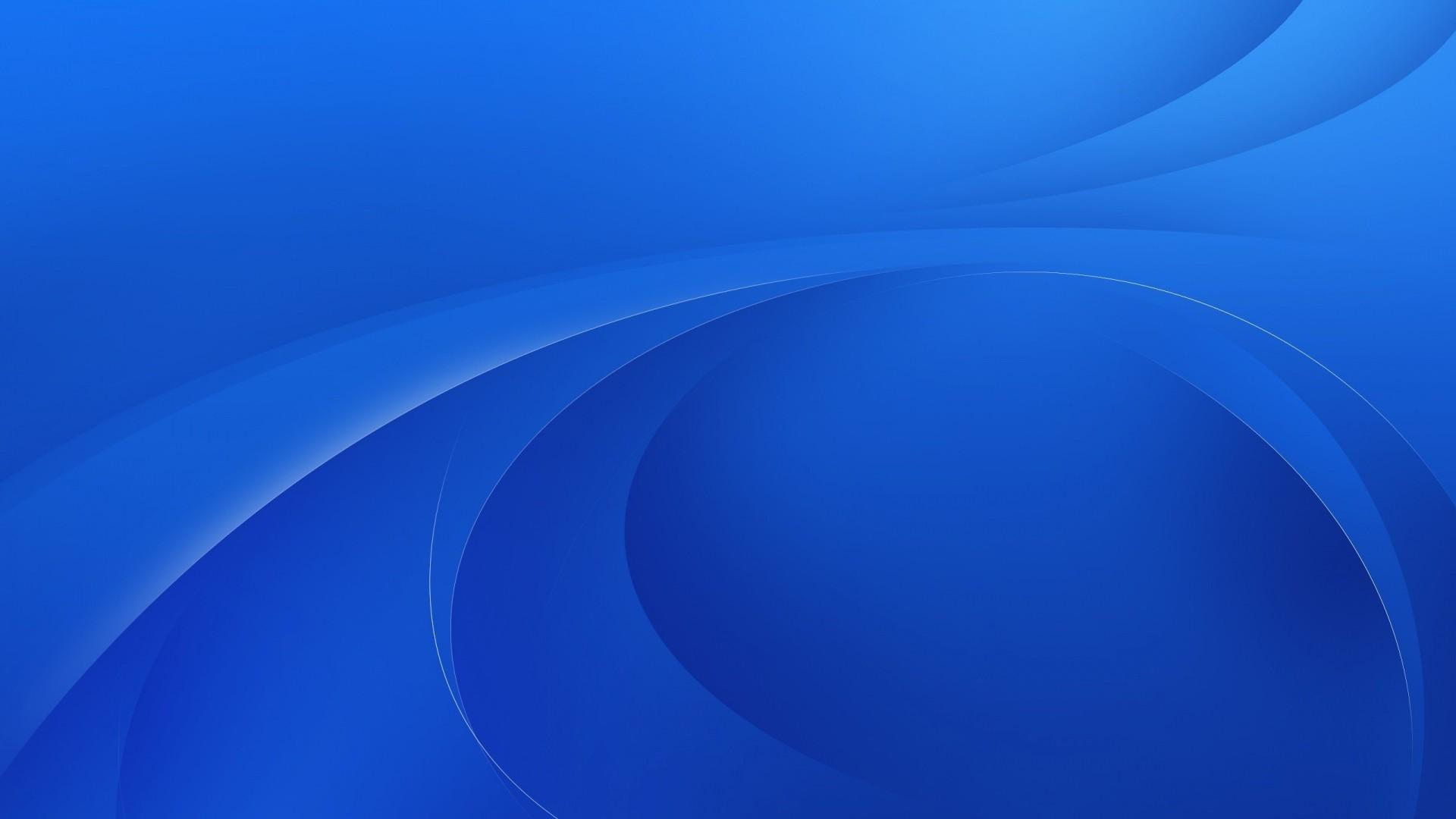 Download Wallpaper Blue, Line, Oval, Background .