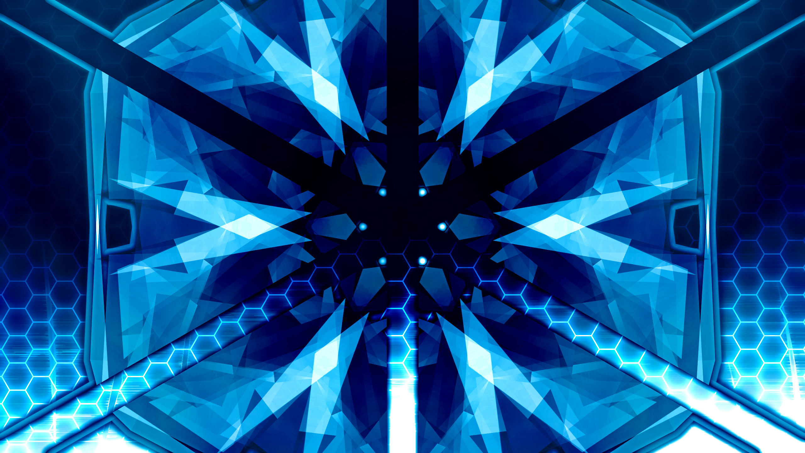… Digital Blue by Game-BeatX14
