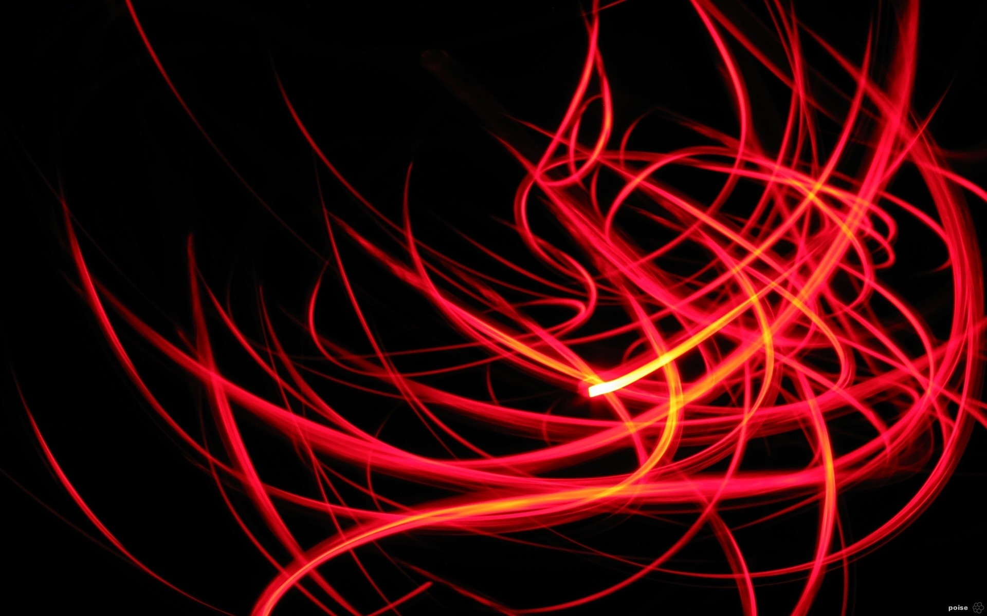 Red Abstract 4K Laptop Backgrounds And Wallpaper – HD .