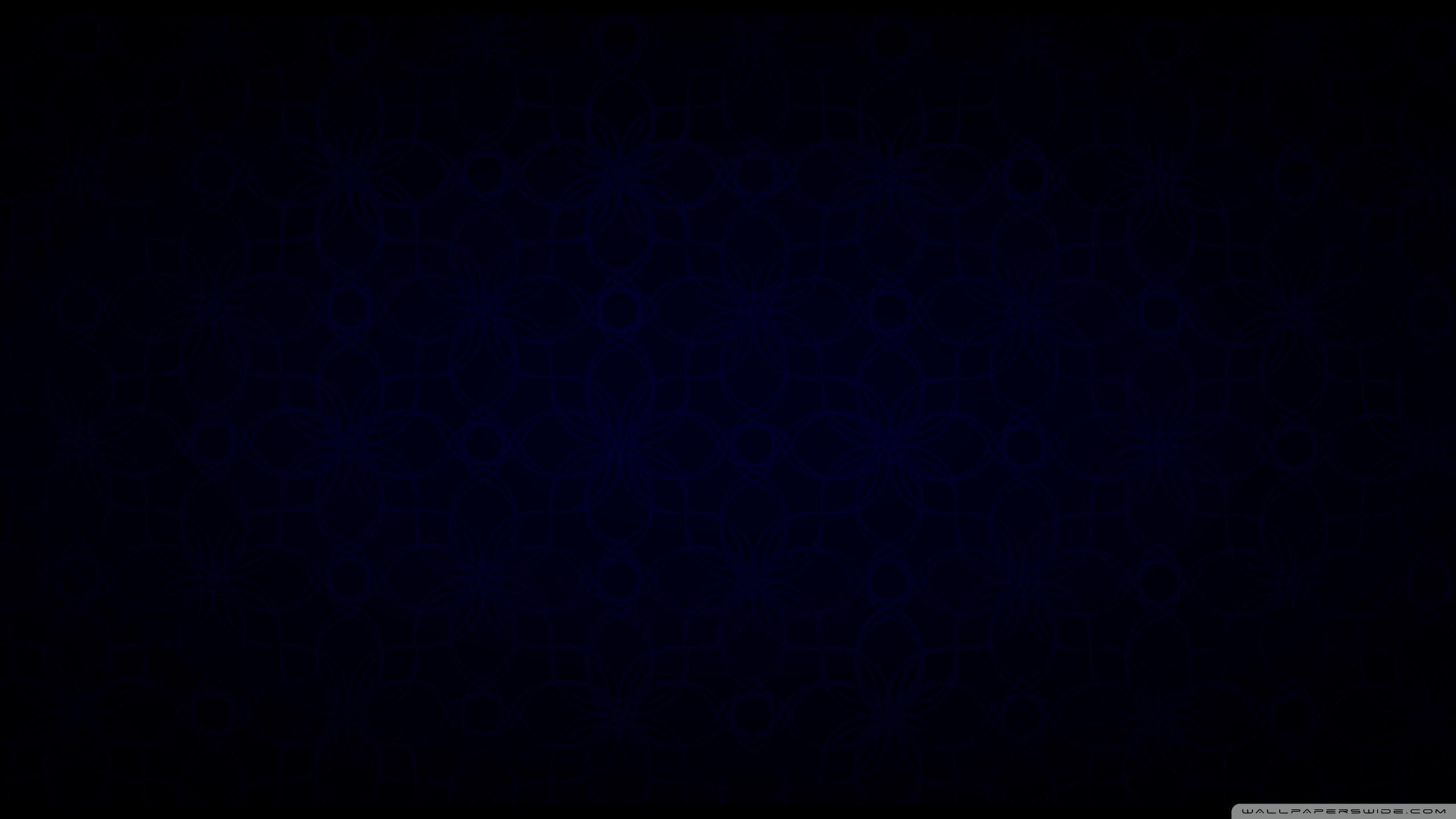 Dark Blue Vintage, Pattern, Black, HD Wallpaper And FREE .