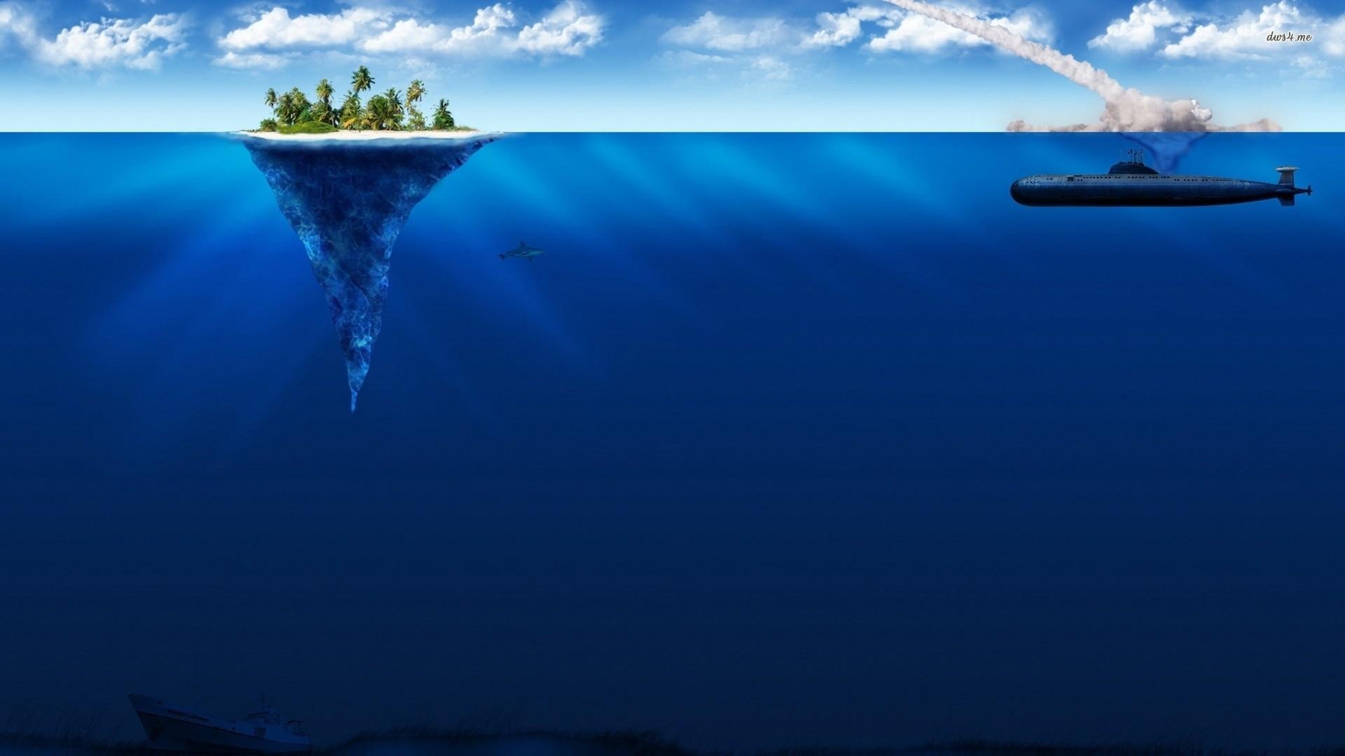 3397 Underwater Wallpaper